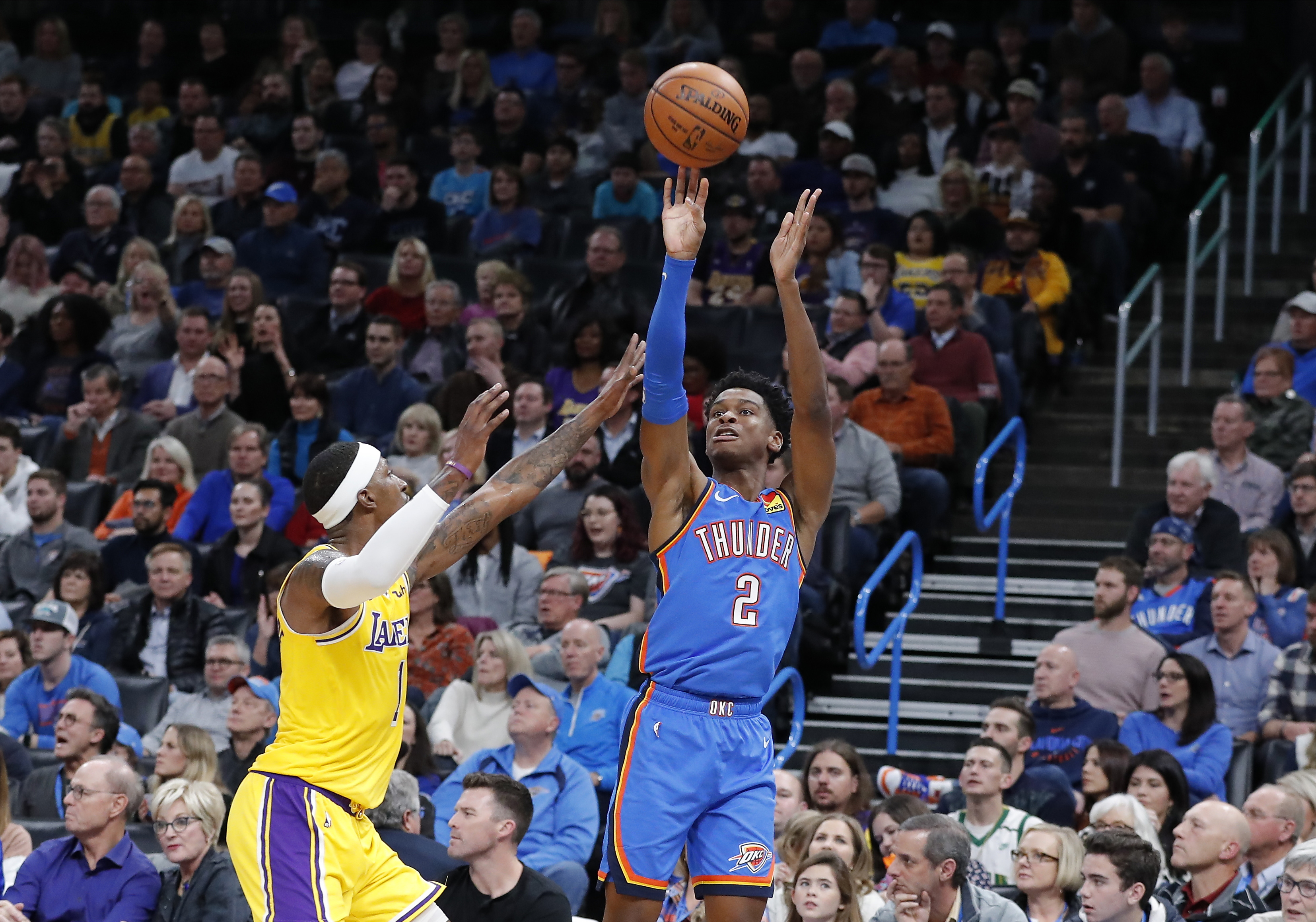 Not Time to Panic, but the Thunder Have Work to do