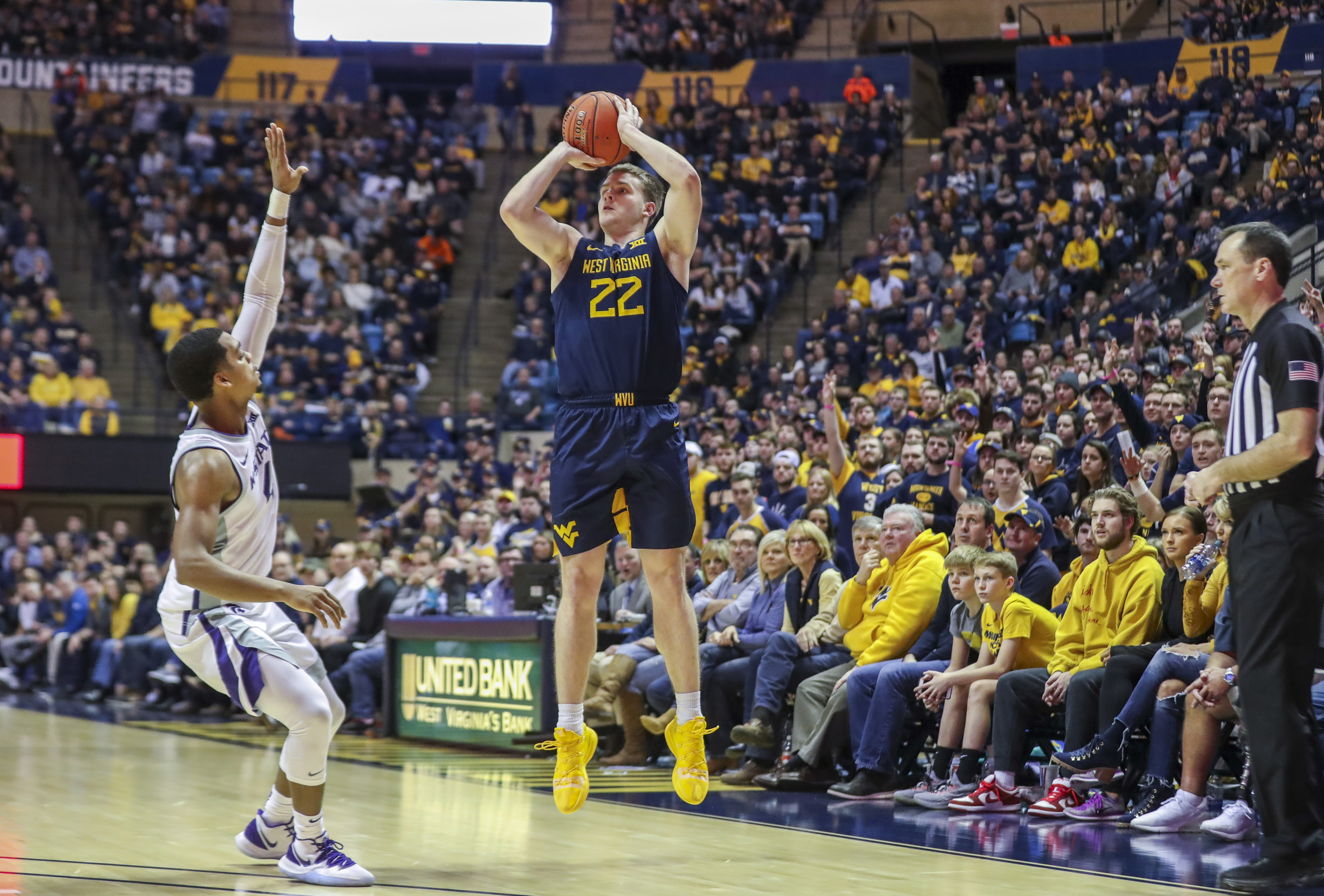 How to Watch, Listen and Follow Along to West Virginia at Baylor