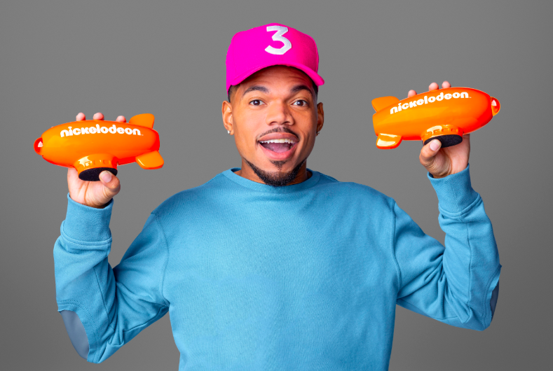 Chance the Rapper Hosting Kids Choice Awards; DaBaby, City Girls, & Lizzo Nominated