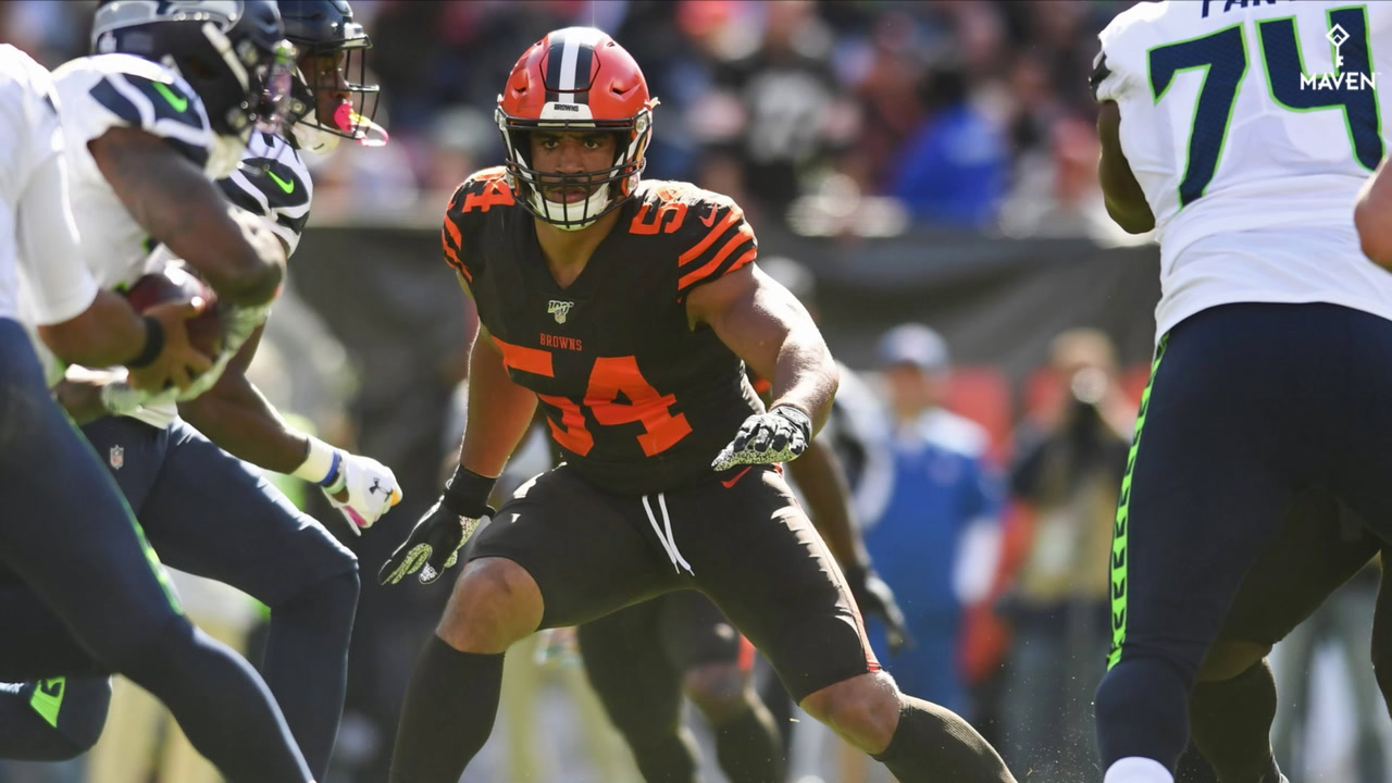 Browns May Not Love Olivier Vernon's Salary, But The Alternatives Are No Better