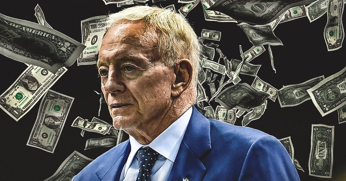 Could The Cowboys Really Create $120M of NFL Cap Space?