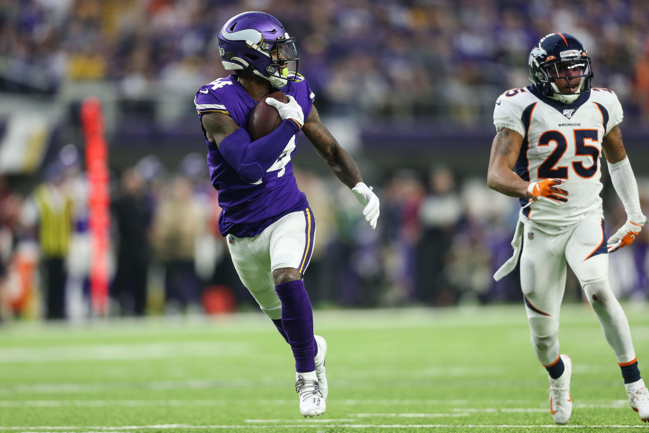 Here's why Broncos Should Absolutely Target Vikings' WR Stefon Diggs