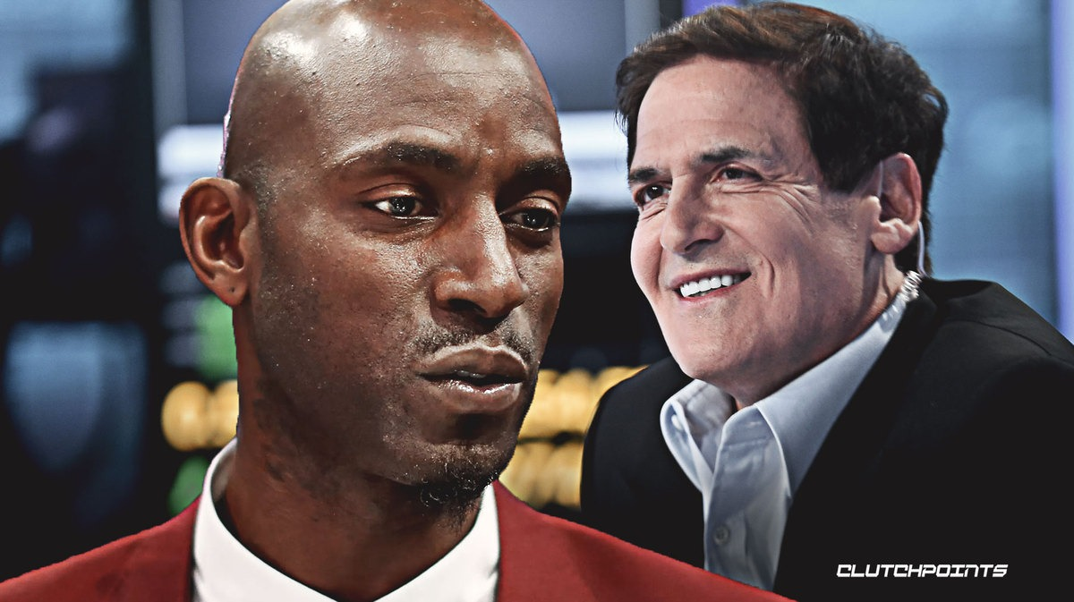 Kevin Garnett Credits Mavs Owner Mark Cuban For 'Changing The Game' For NBA Players