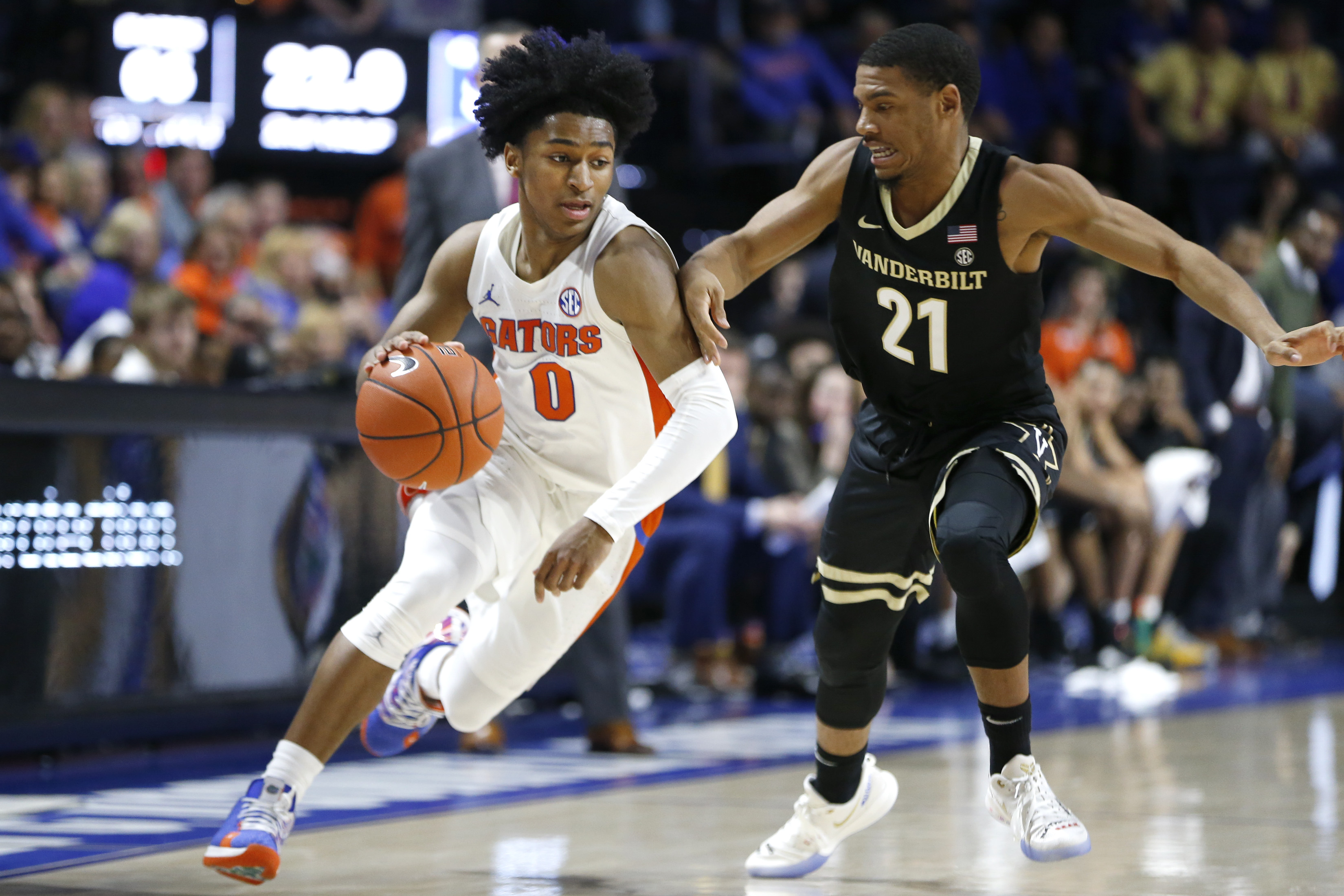 Three Takeaways From Florida's 84-66 Win Over Vanderbilt