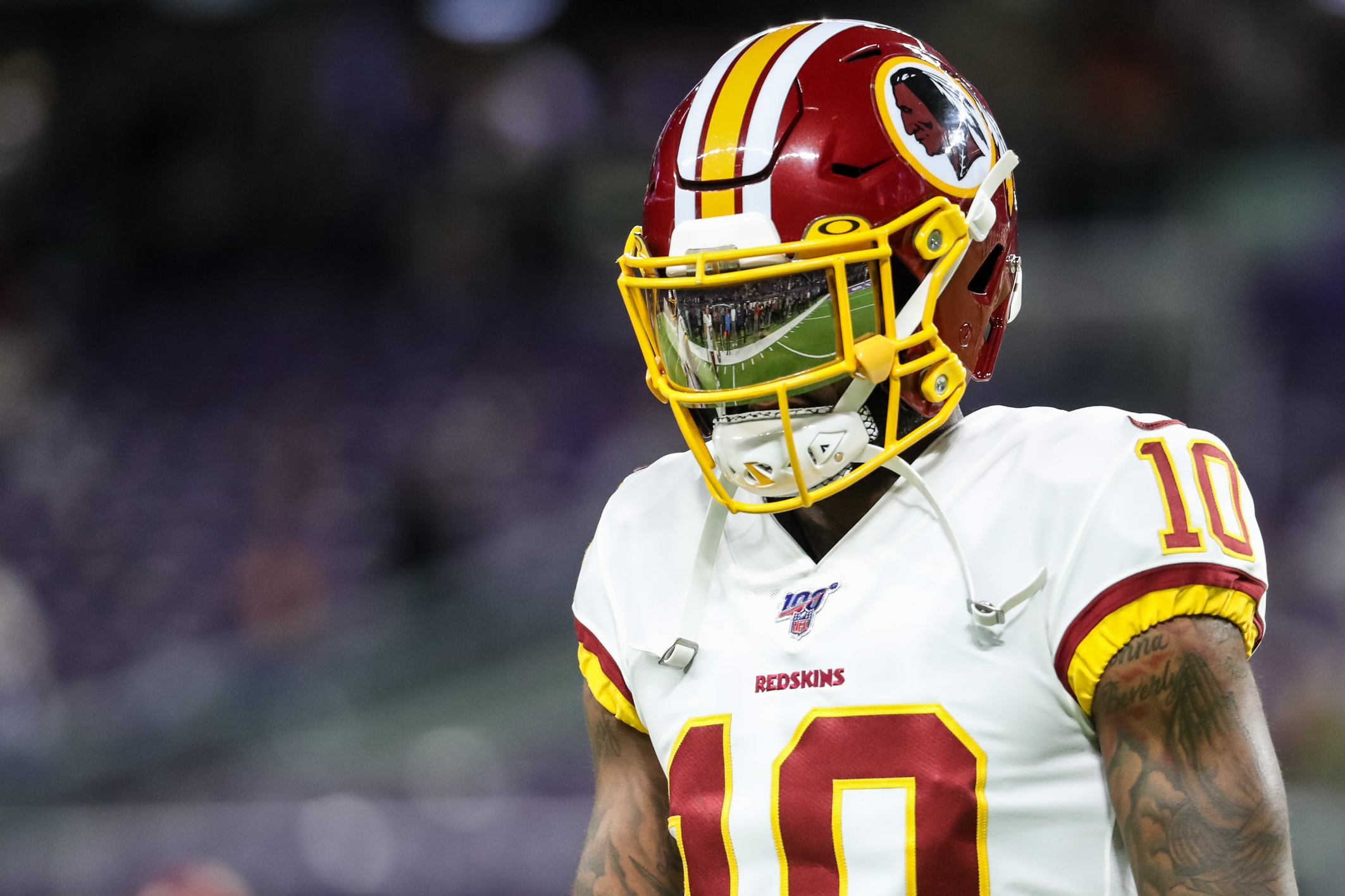 NFL Insider Predicts Broncos to 'Sniff Around' Redskins' Speedster WR Paul Richardson