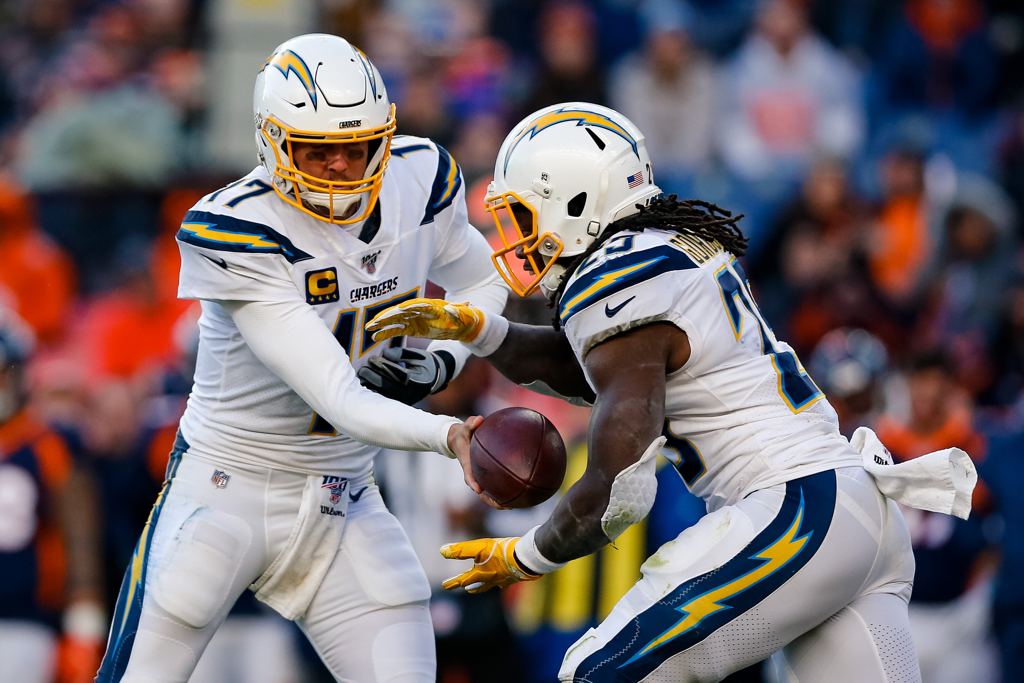Melvin Gordon Thinks Philip Rivers will Sign with Colts