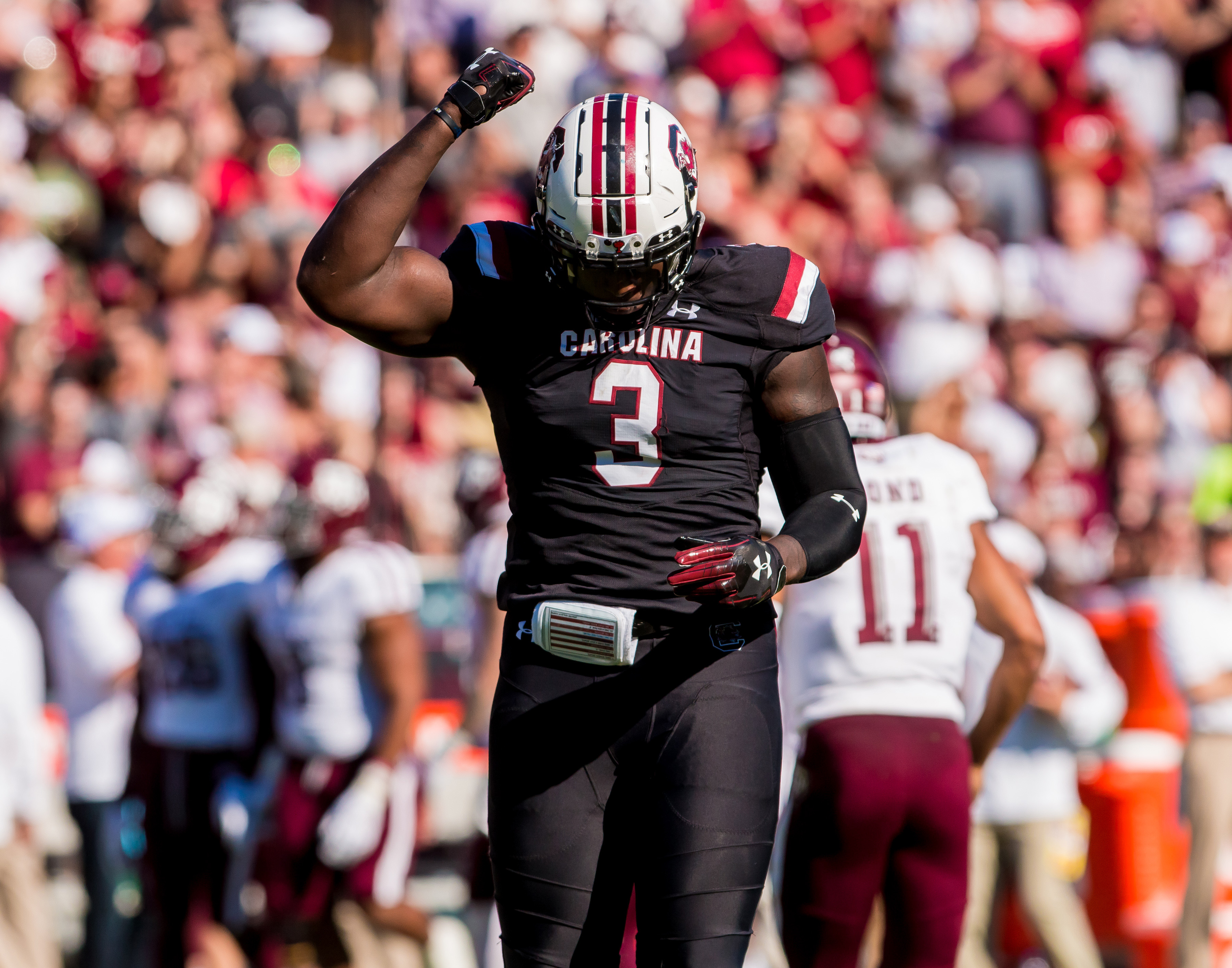 Falcons add defensive line help in updated CBS Sports Mock Draft