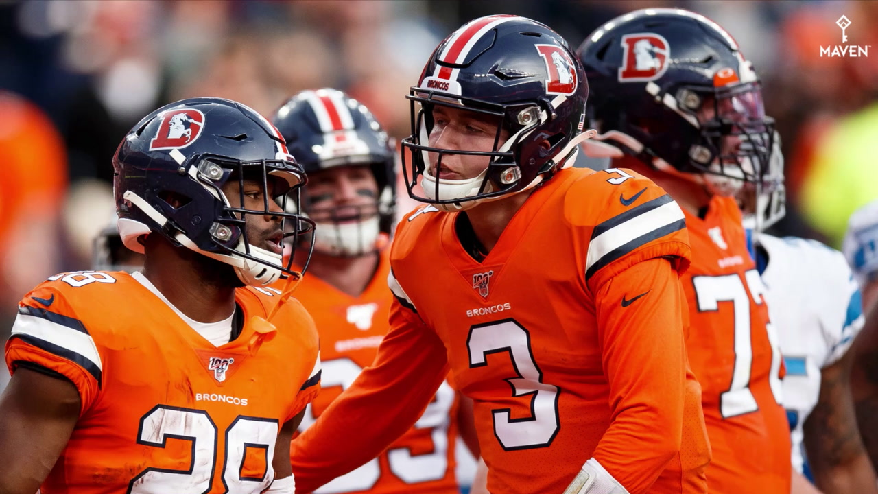 With Two Roster Decisions, Broncos Could Have Fourth-Most Cap Space in 2020
