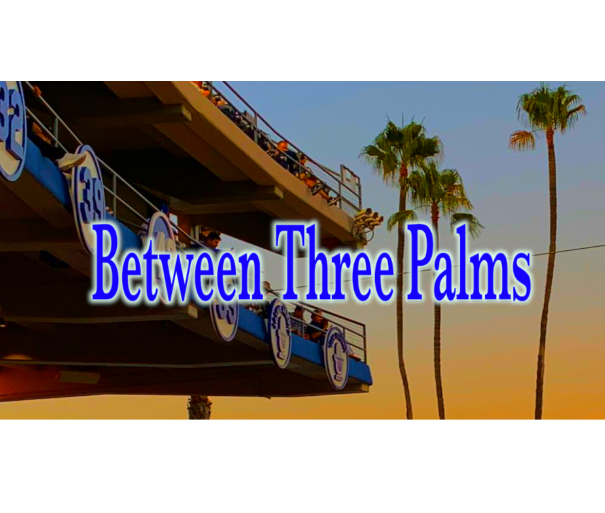 Between Three Palms: You Betts Your Life