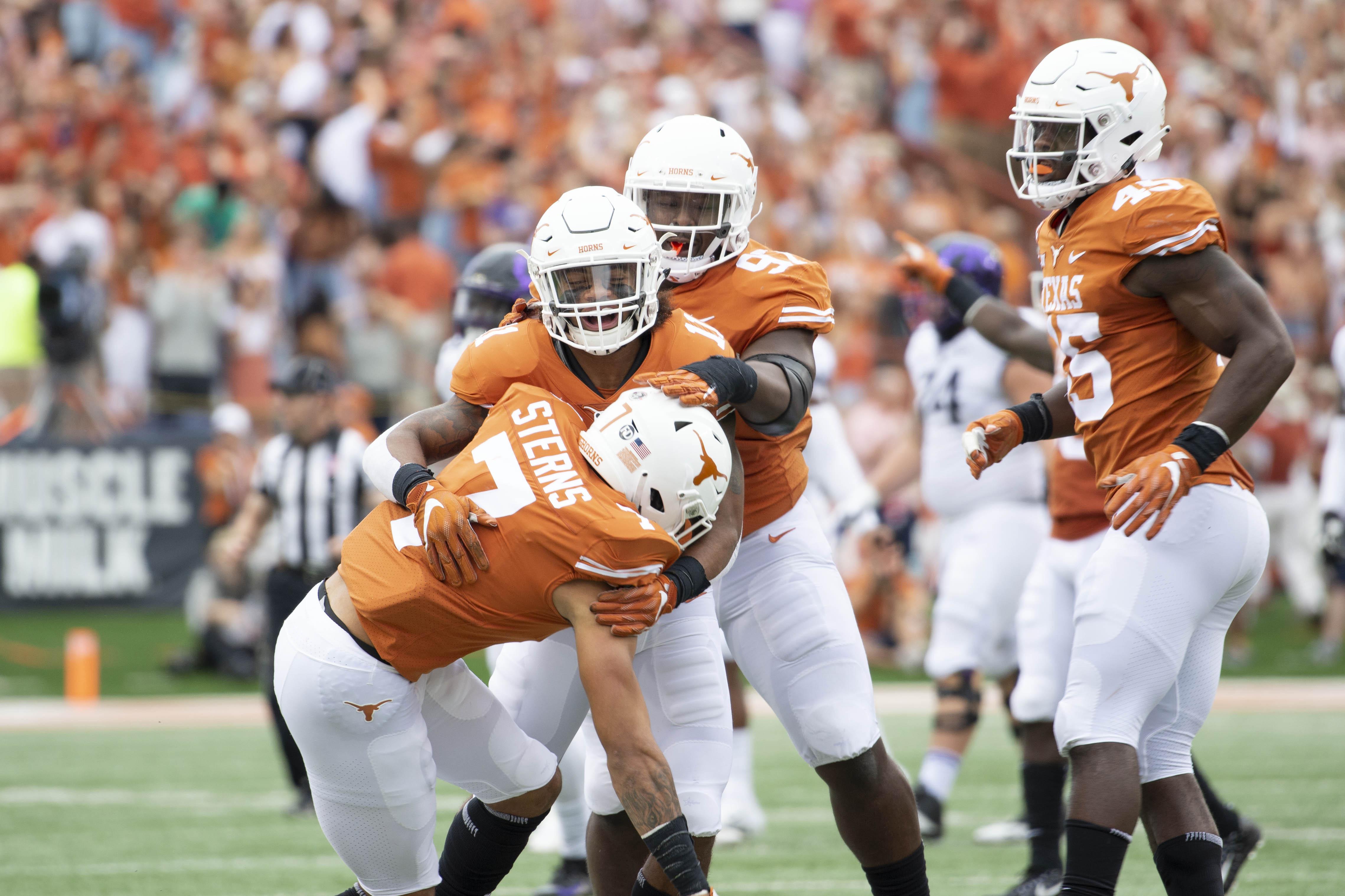 Texas Football: Longhorns Rank in FPI Top 10