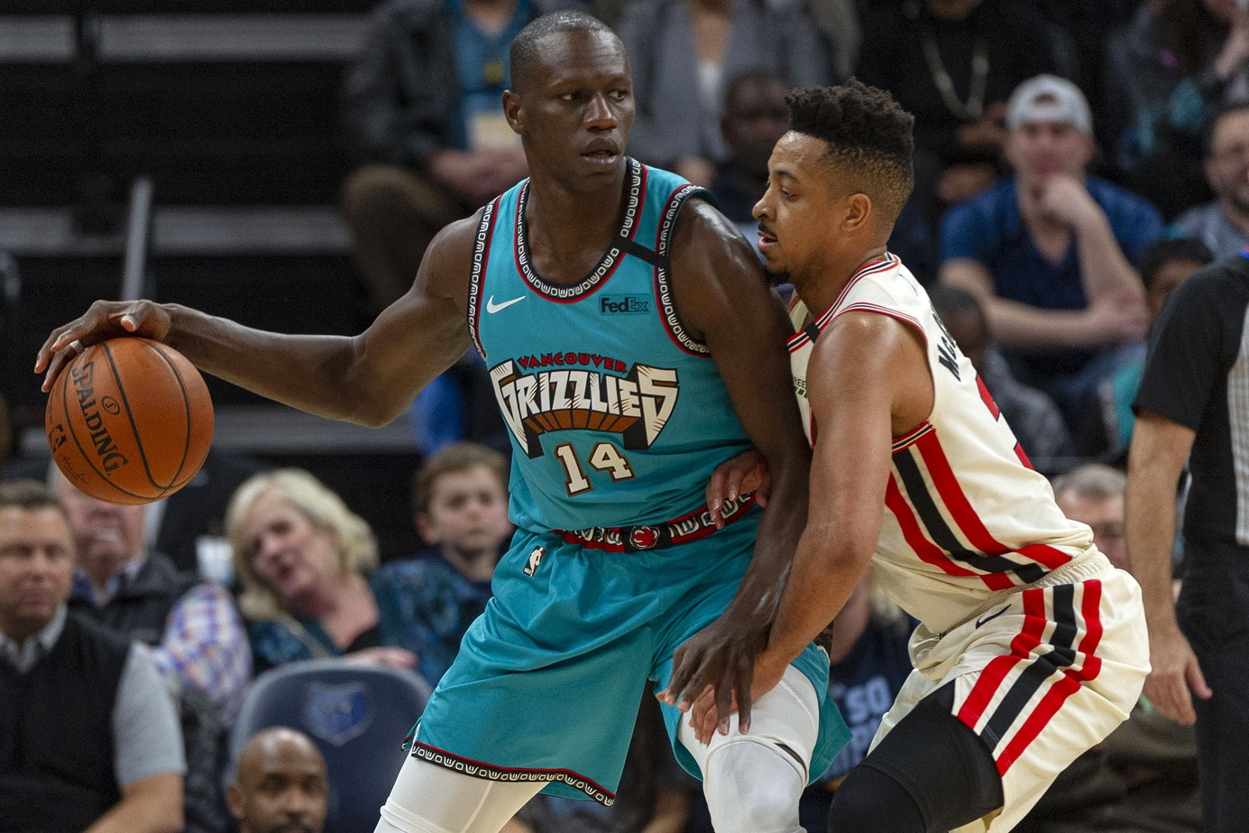 The Memphis Grizzlies May Have Landed The Steal Of The Trade Deadline In Gorgui Dieng