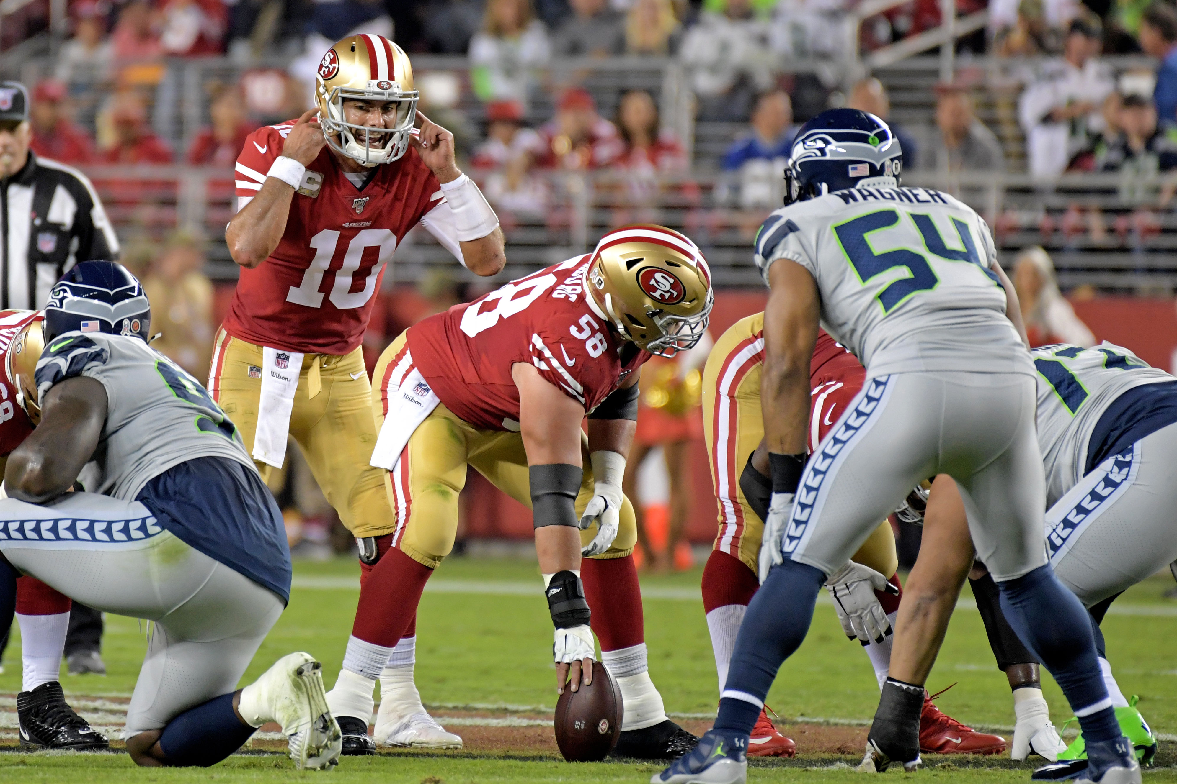 Seahawks Can Learn From Chiefs Success Defending 49ers RPOs