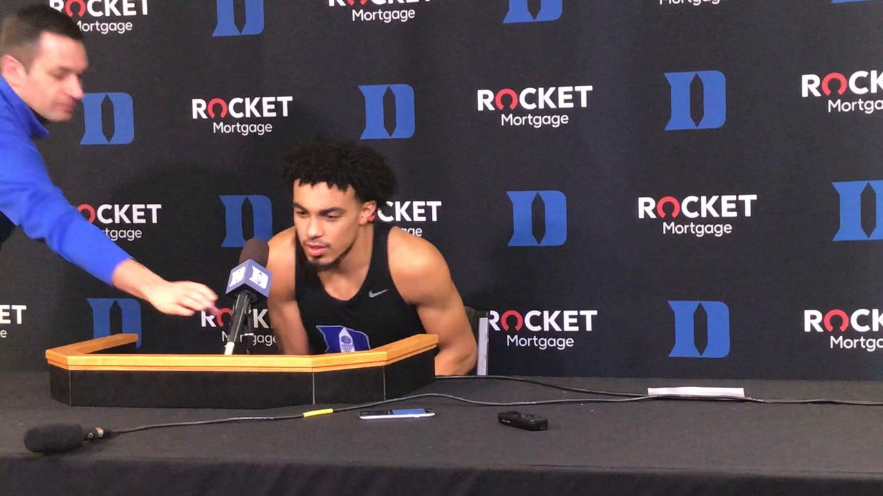 Tre Jones: Duke Needs Hunger and Intensity Every Night