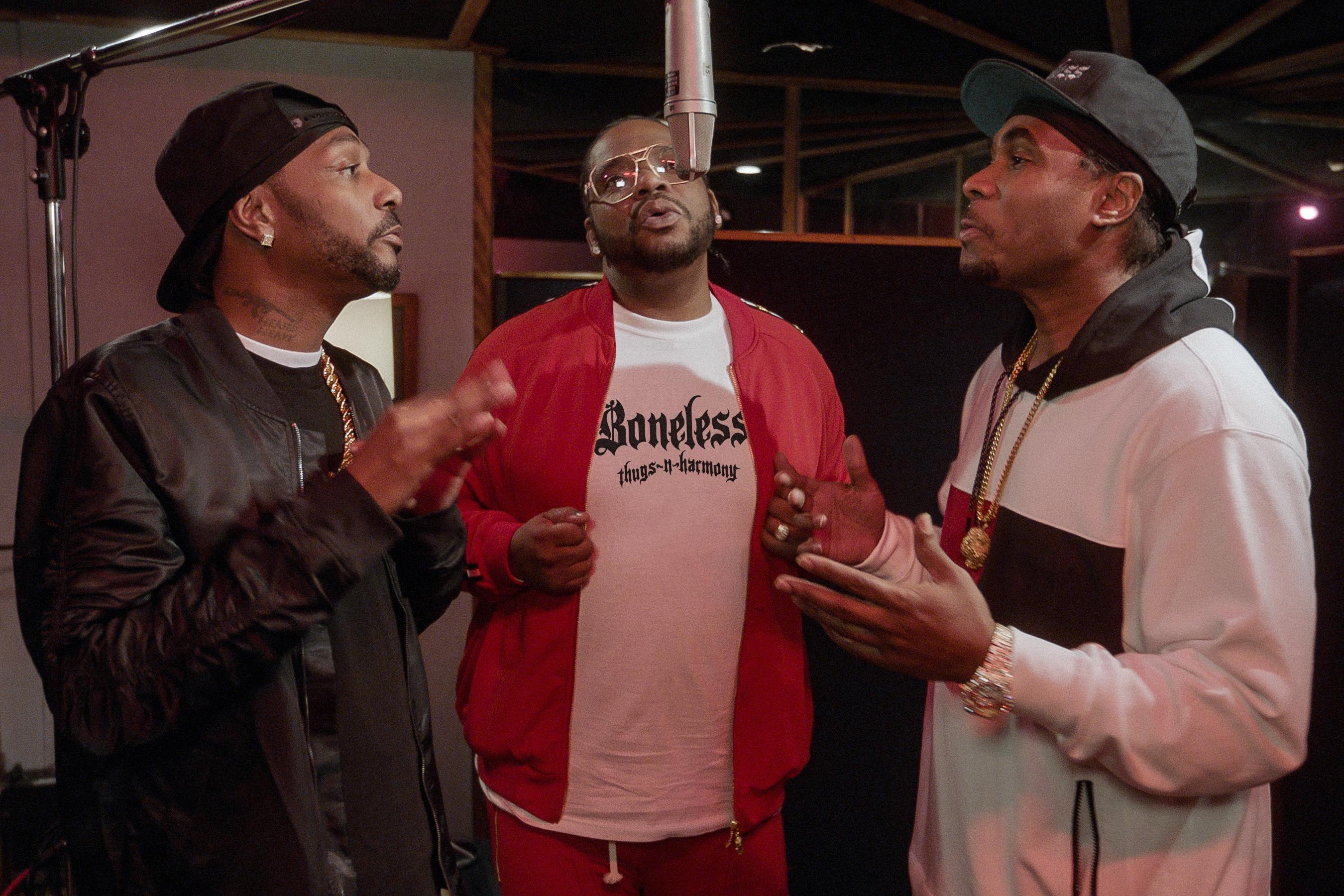 "Bone Thugs-N-Harmony Explains Collaboration With Buffalo Wild Wings & Name Change To ""Boneless"""