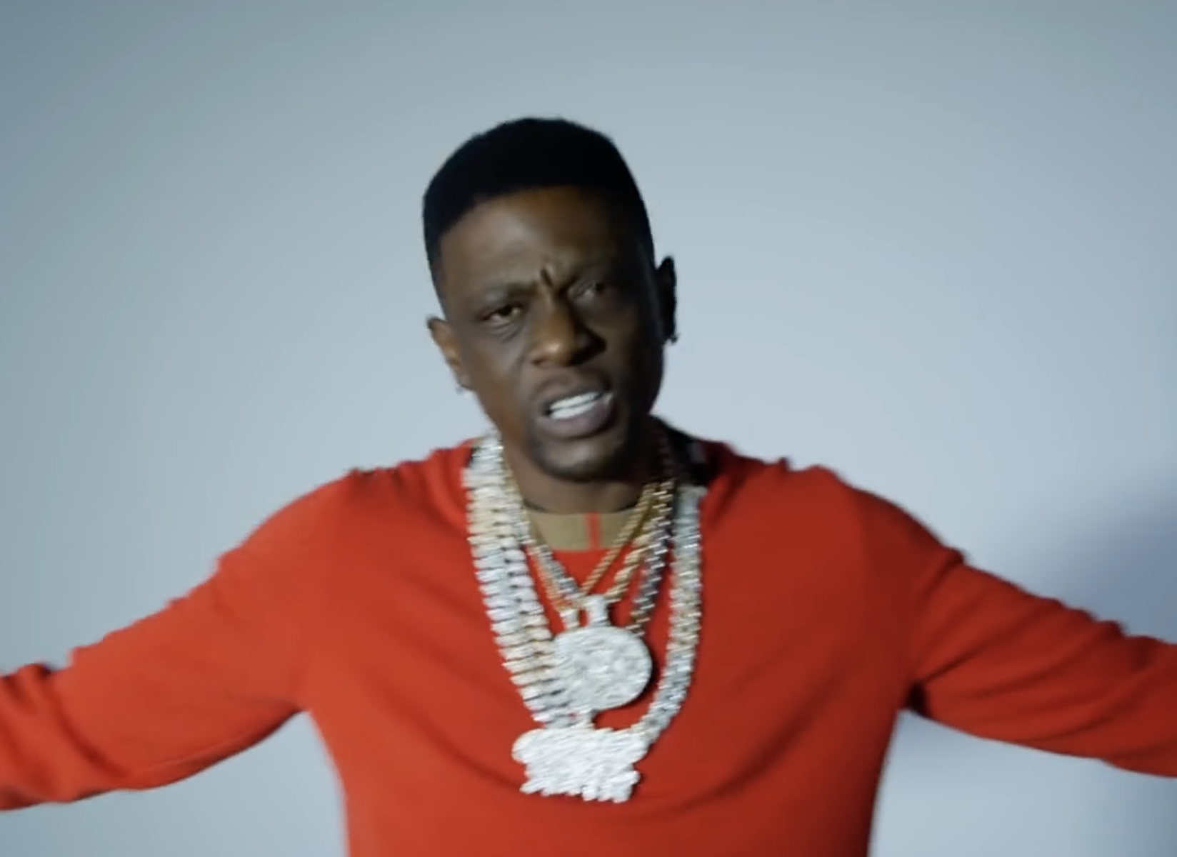 """Boosie Gets Blasted For Comments About D-Wade's """"Daughter"""""""