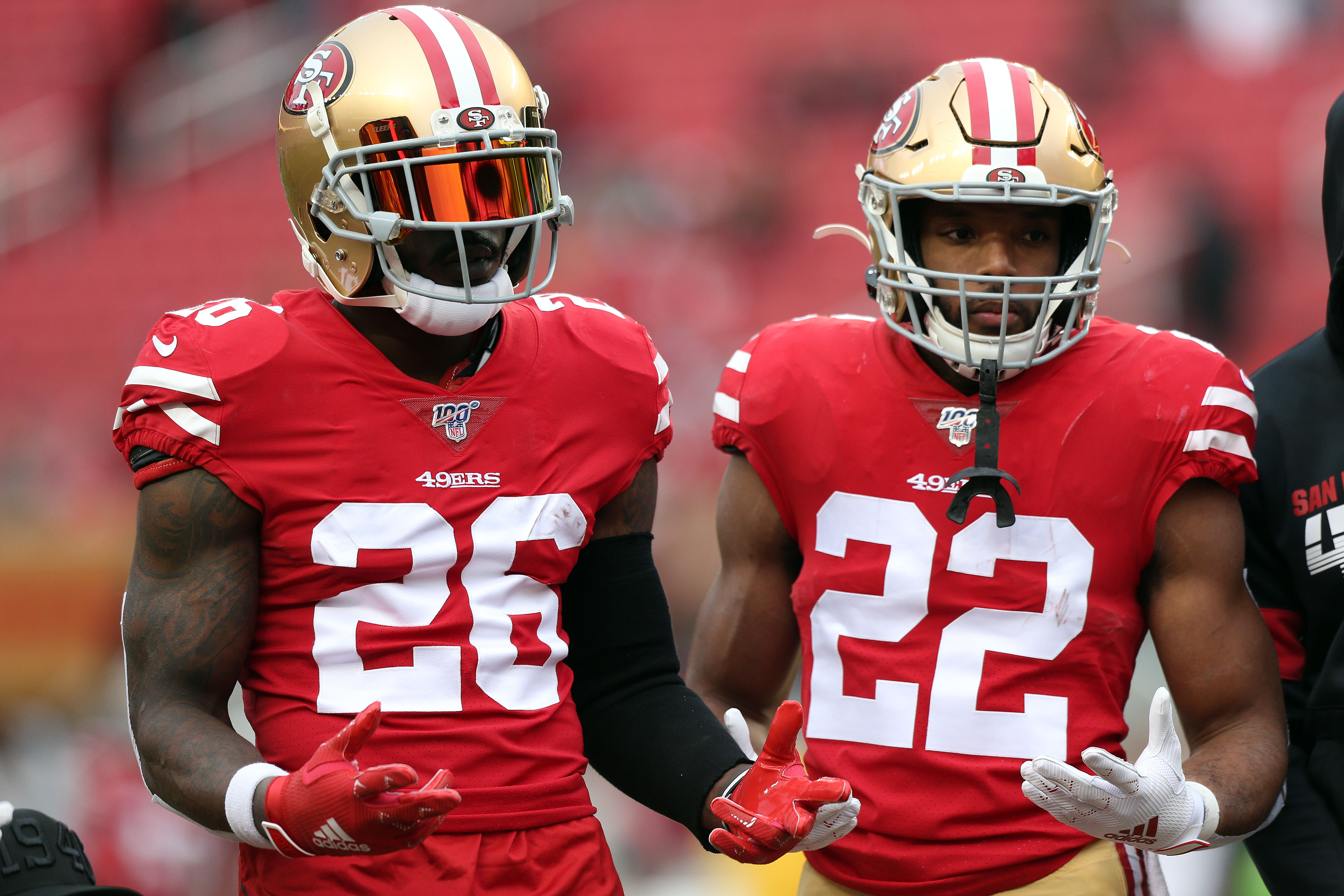 49ers' Jeff Wilson Jr. Gives Insight on Selflessness in Running Back Room