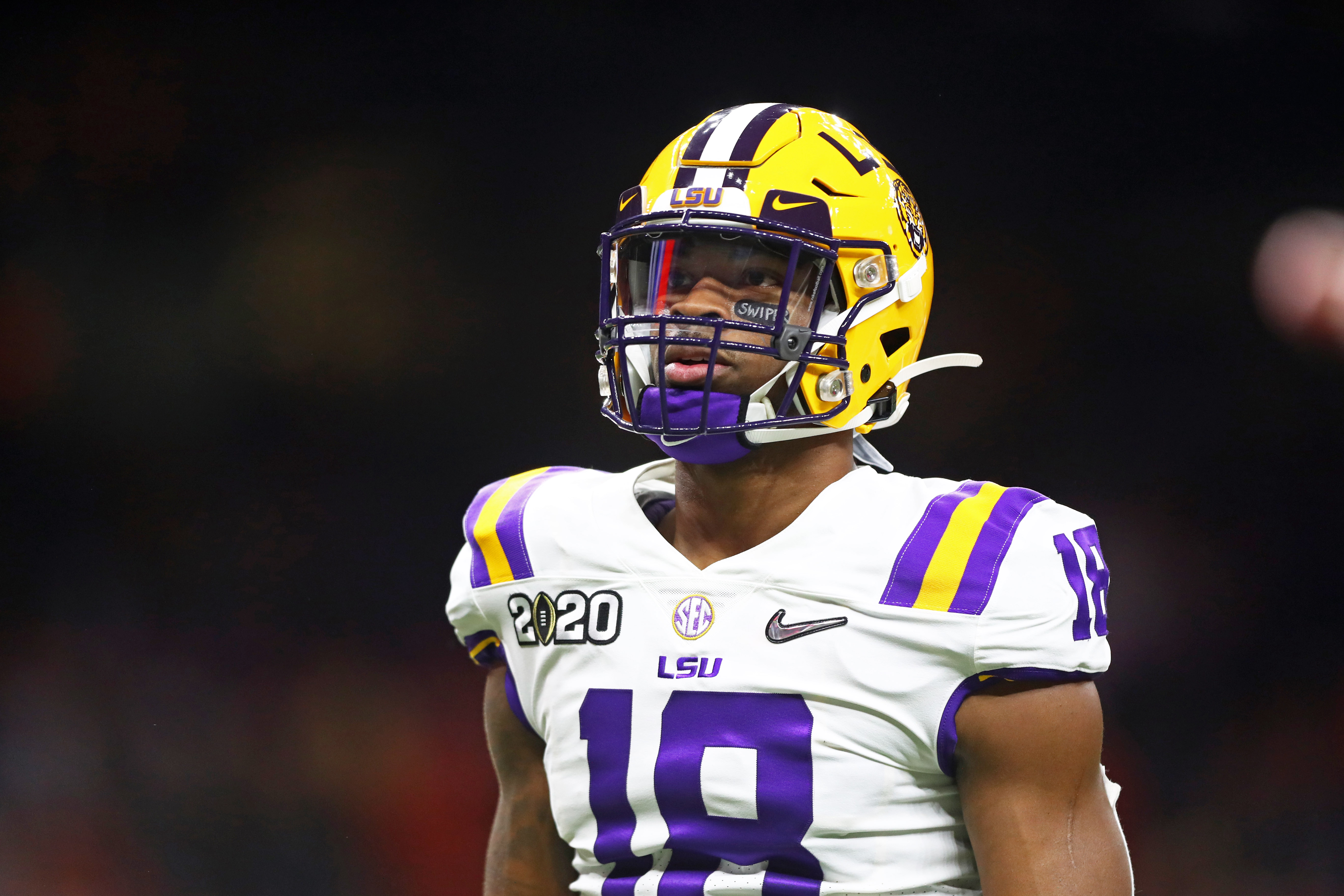 Mel Kiper Has Five LSU Players Going in First Round Mock Draft 2.0