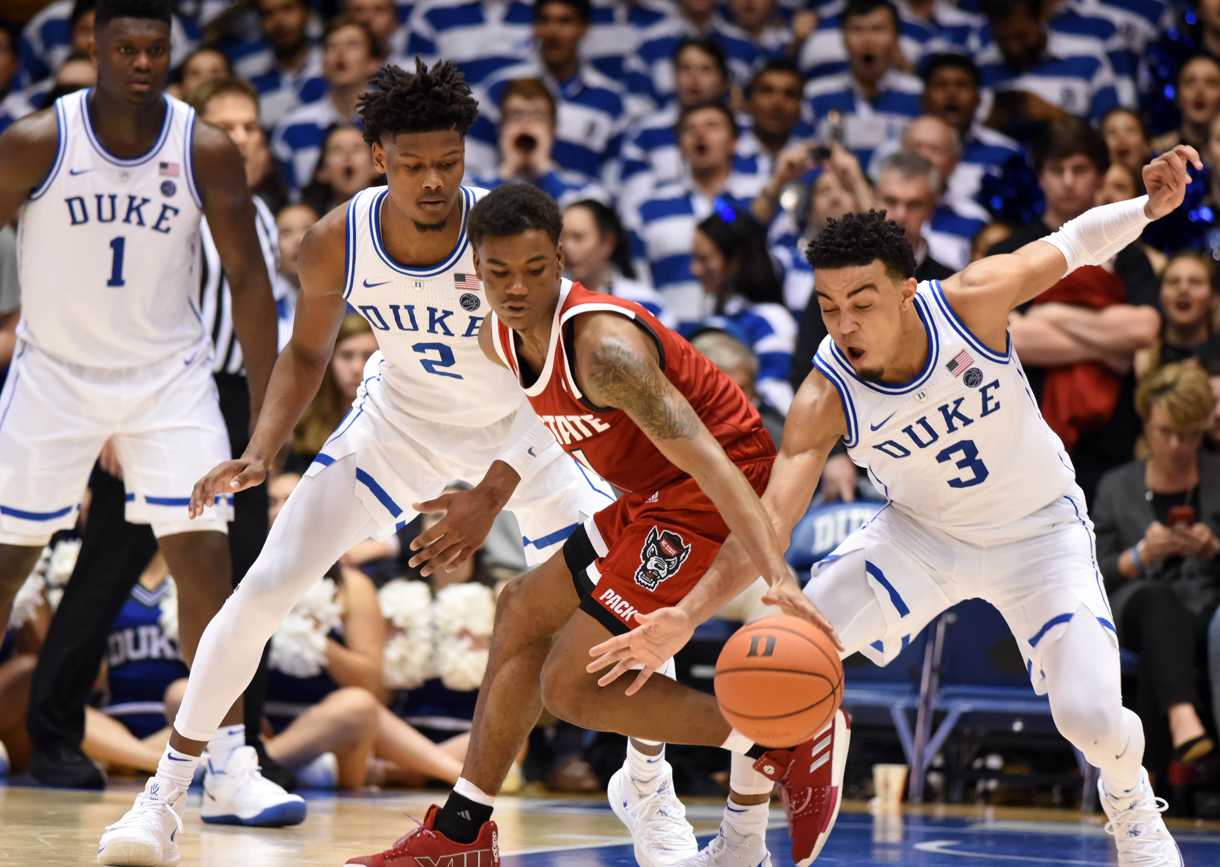 Duke at NC State: Preview and Tale of the Tape