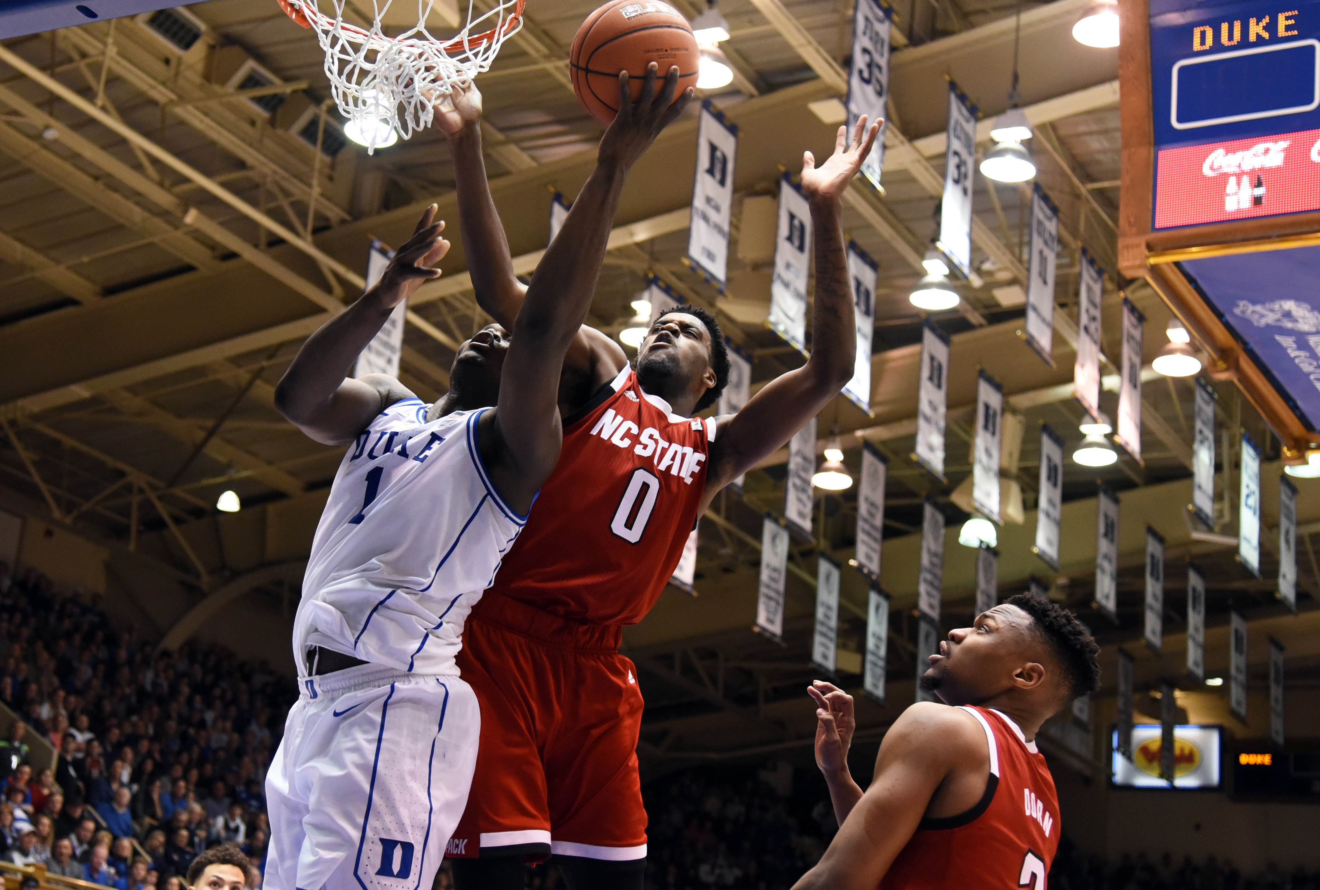 Wolfpack Looks to Repeat History Against Duke at PNC