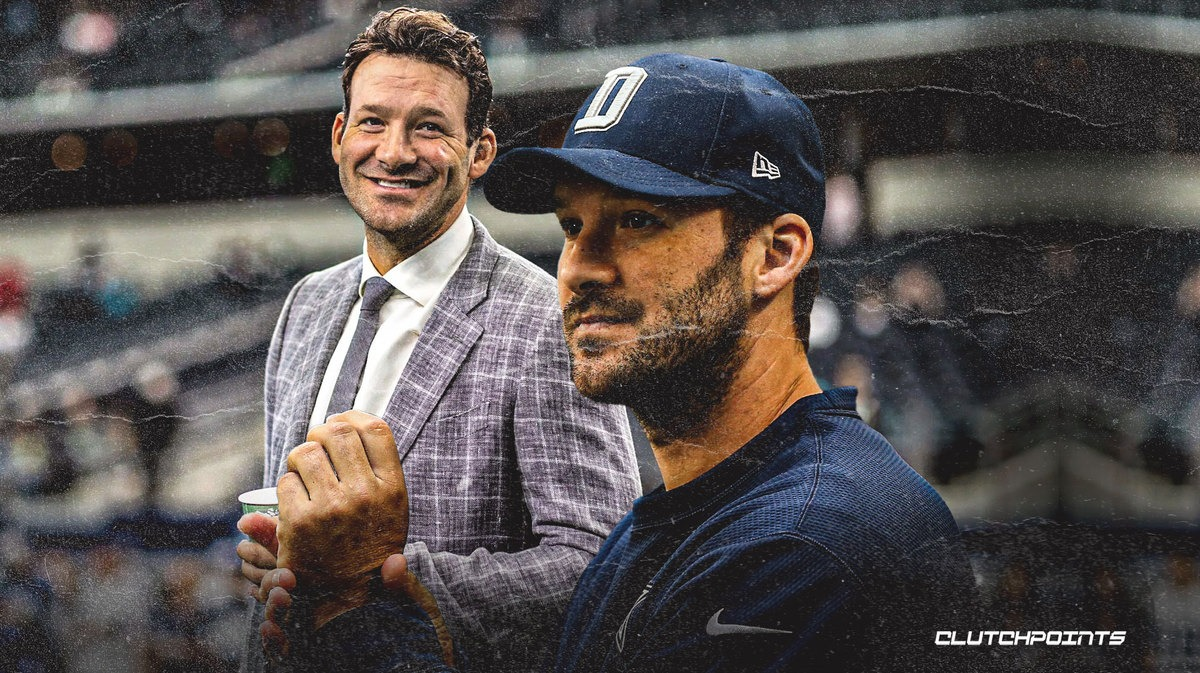 Did Cowboys Ex Tony Romo Just Reveal His TV Future?