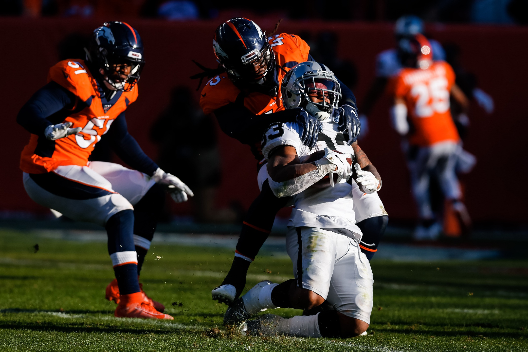 Broncos are Missing One Crucial Component in the LB Corps