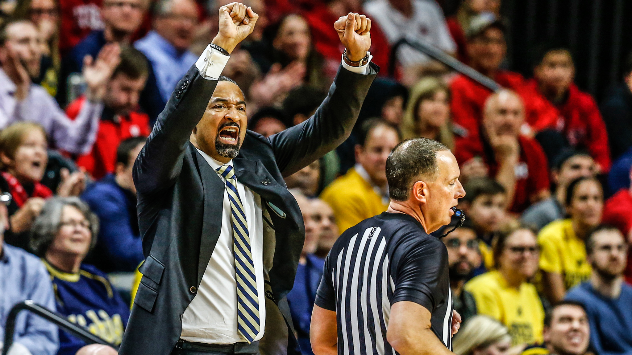 Michigan Basketball Earns Victory At Rutgers With Defense And Grit