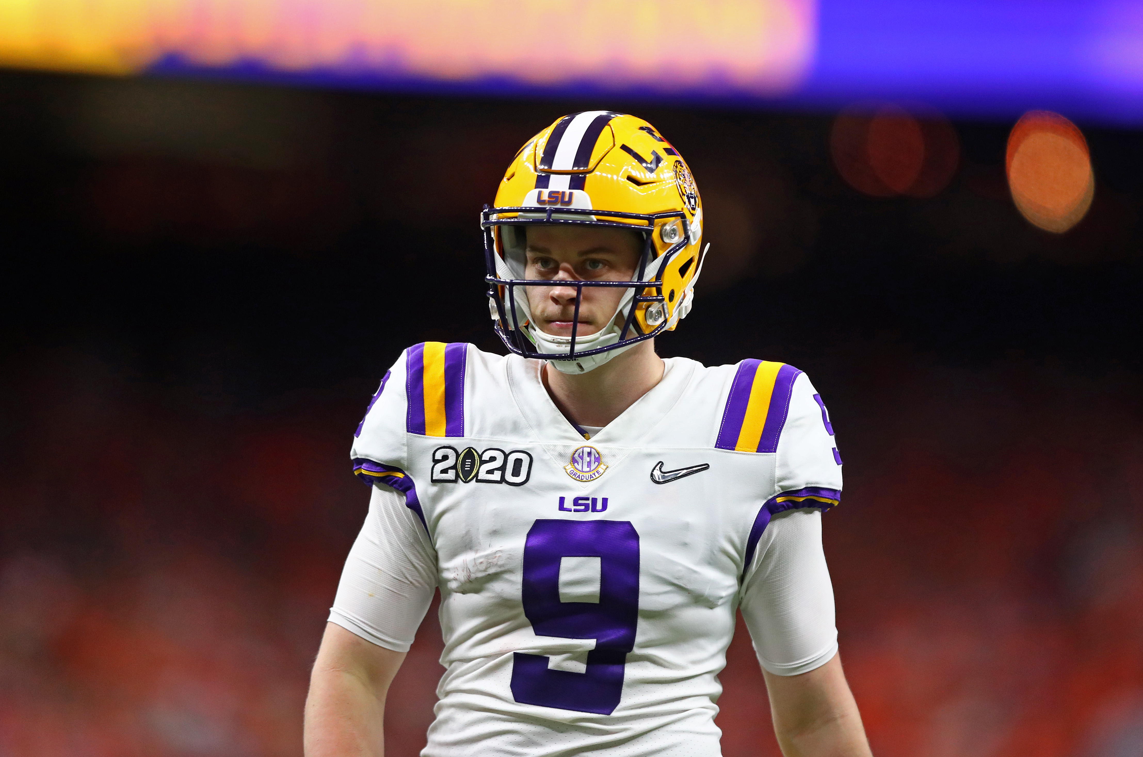 Could the Panthers Trade Up for Joe Burrow?