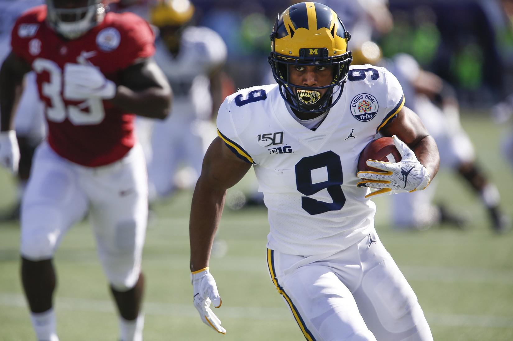 Draft Profile: Michigan WR Donovan Peoples-Jones