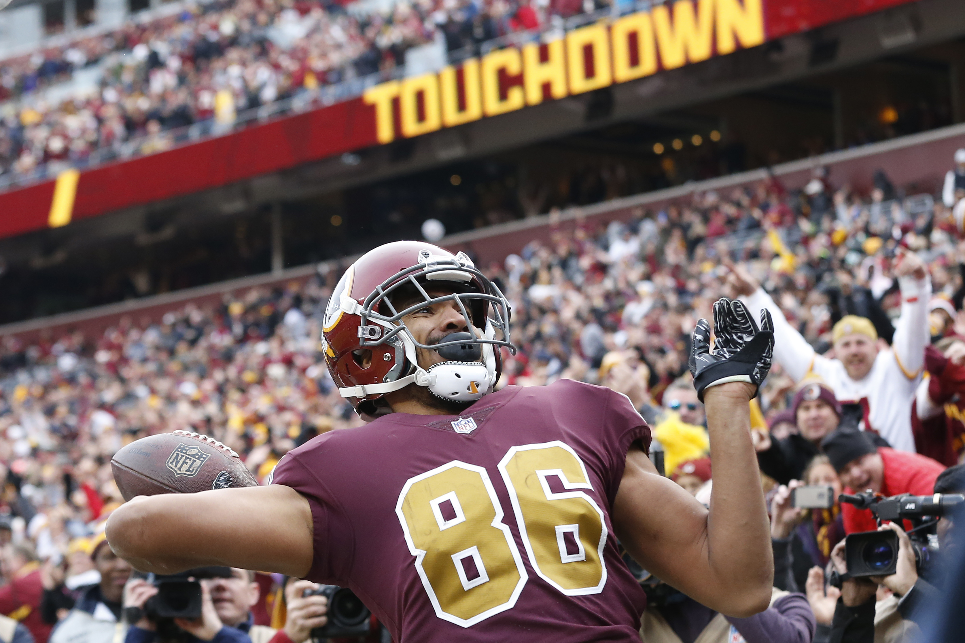 Reed Released by Redskins