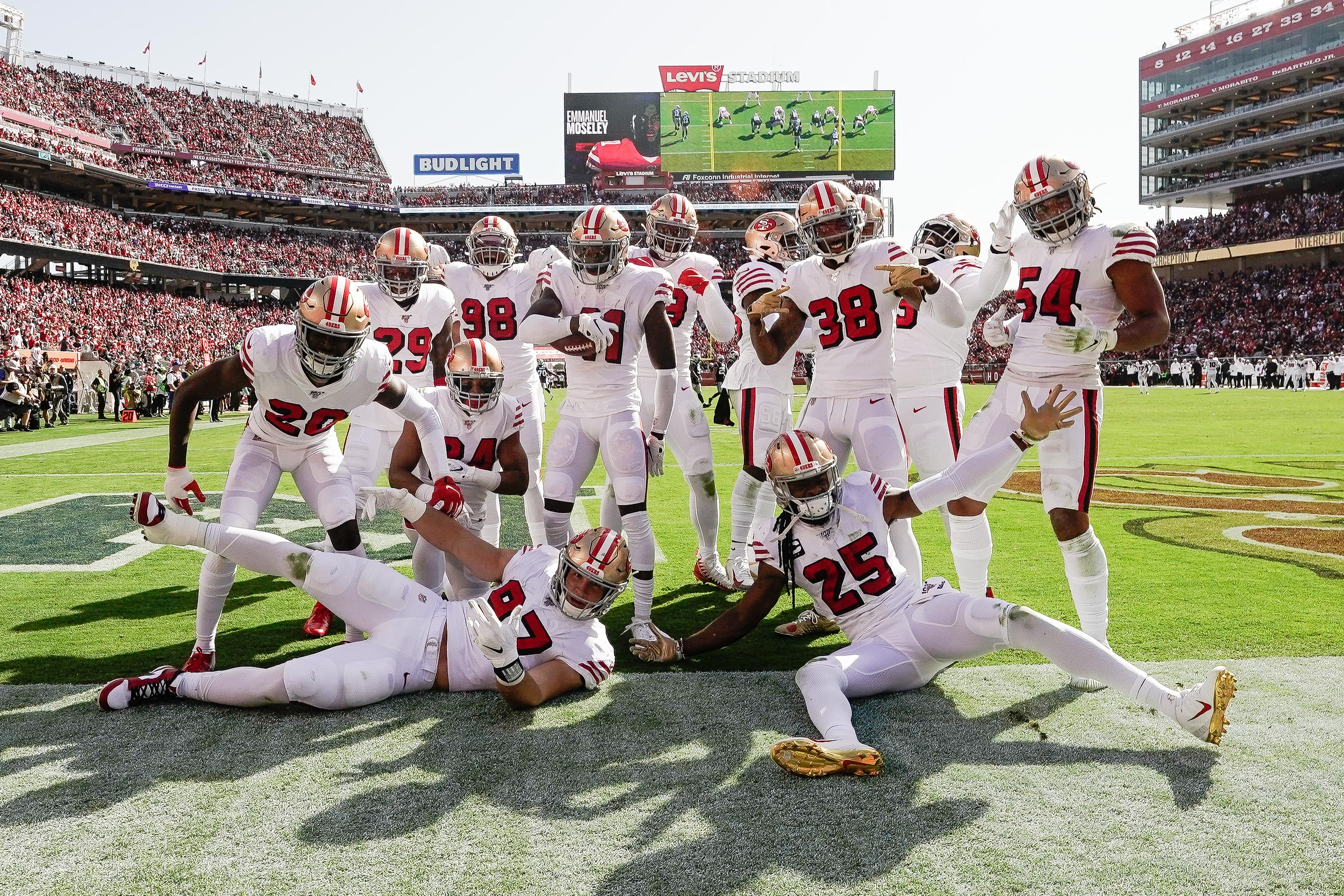 Ranking 49ers' Top Five Games in 2019
