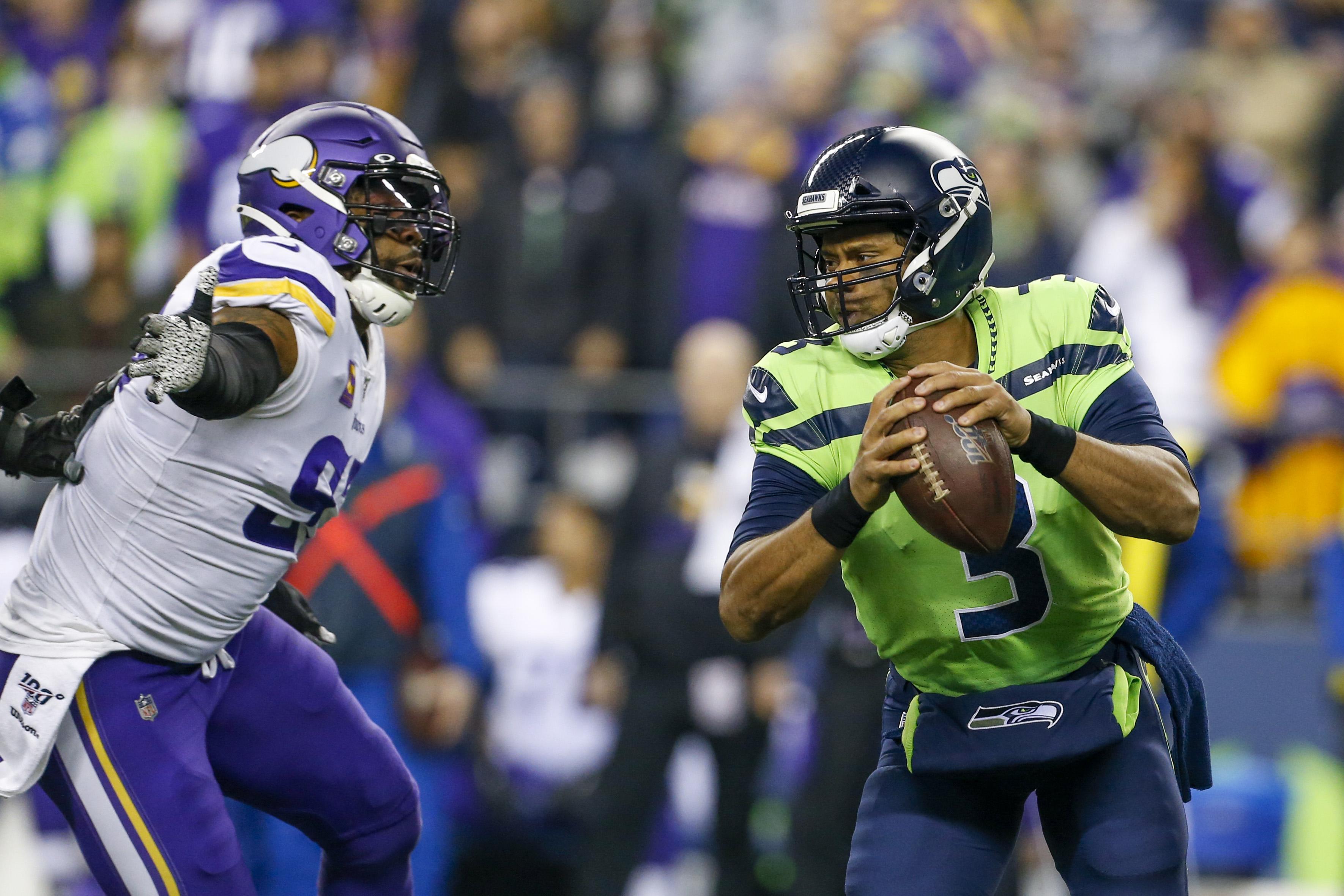 Will Seahawks Show Interest in Veteran DE Everson Griffen?