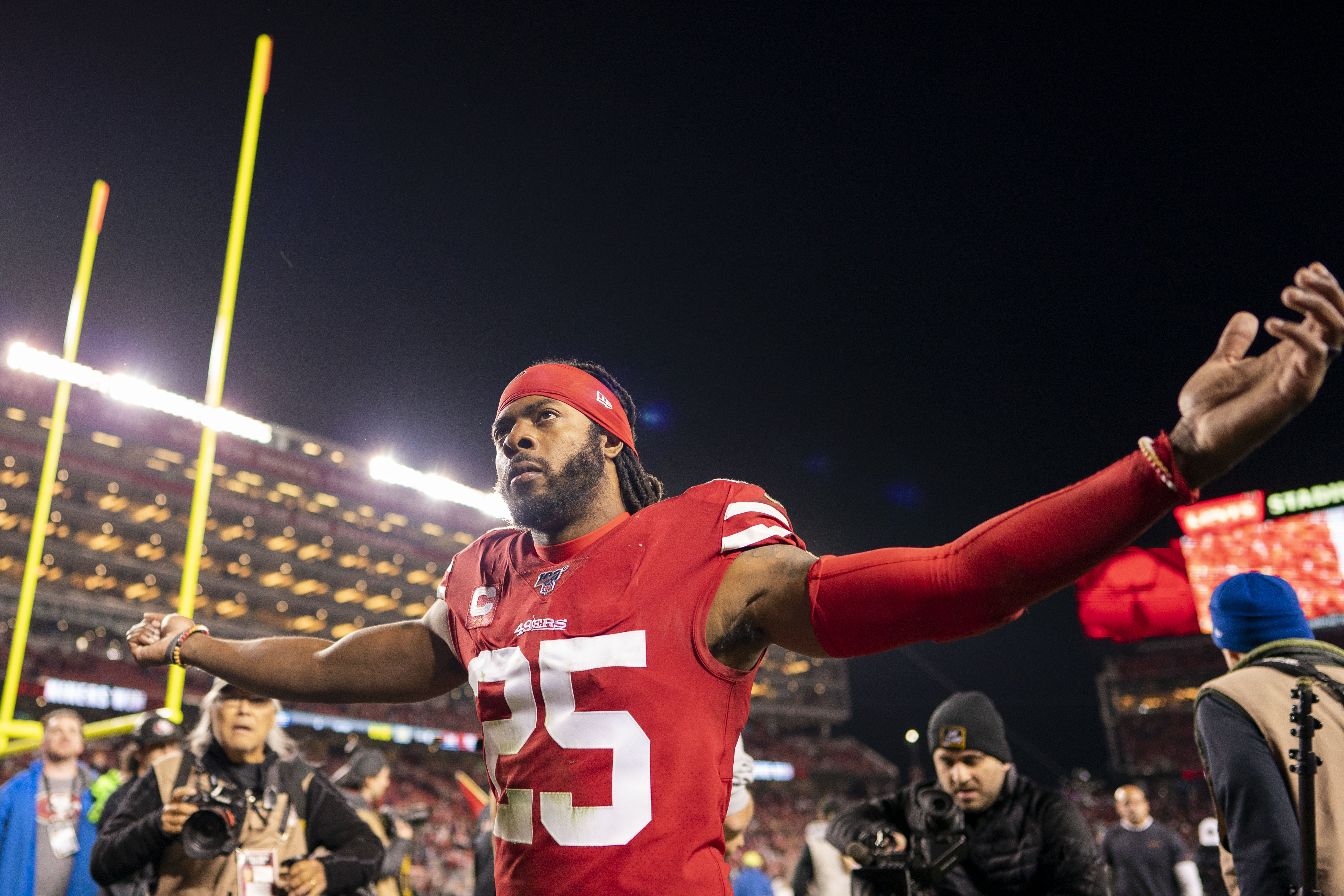 49ers' Richard Sherman Pushes Back on Newly Proposed CBA