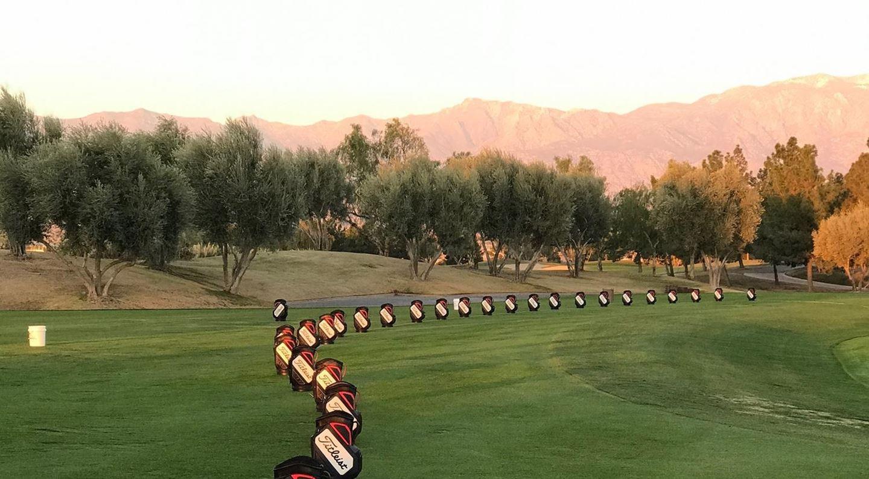 12th Wyoming Desert Intercollegiate Golf Tournament Tees off Friday in Palm Desert, Ca