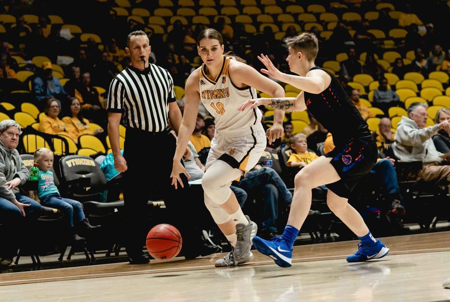 Cowgirls Looking to Run All-Time Home Court Edge against Air Force to 29-0 on Saturday
