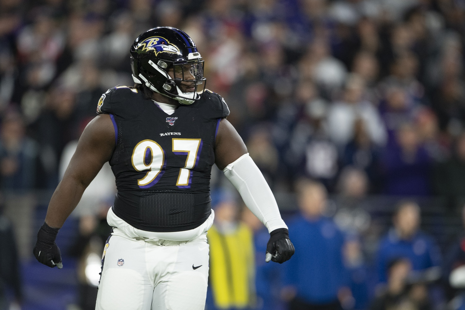 Broncos Predicted to Sign Ravens Free-Agent DL Michael Pierce