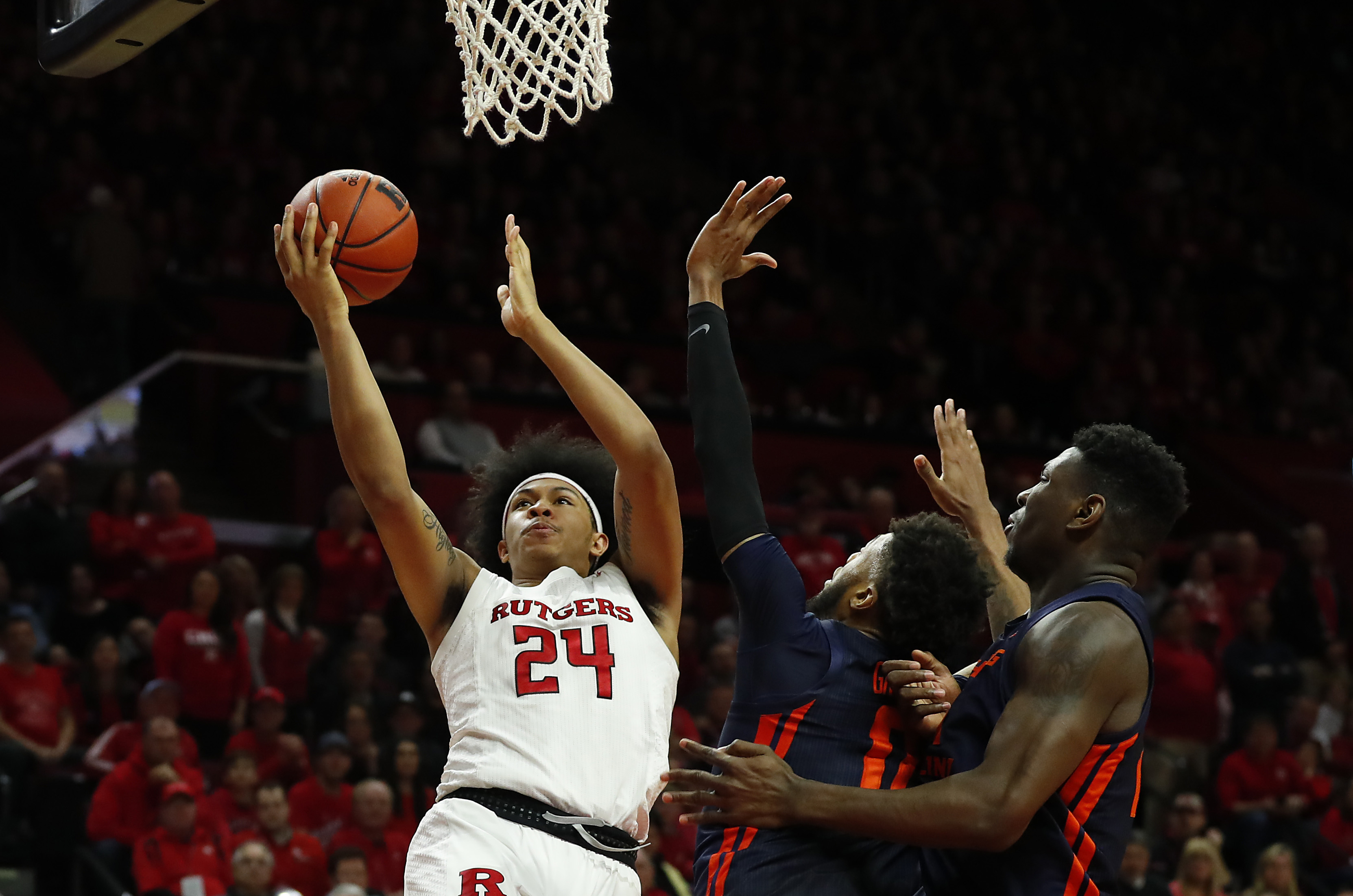 Previewing the Rutgers Scarlet Knights