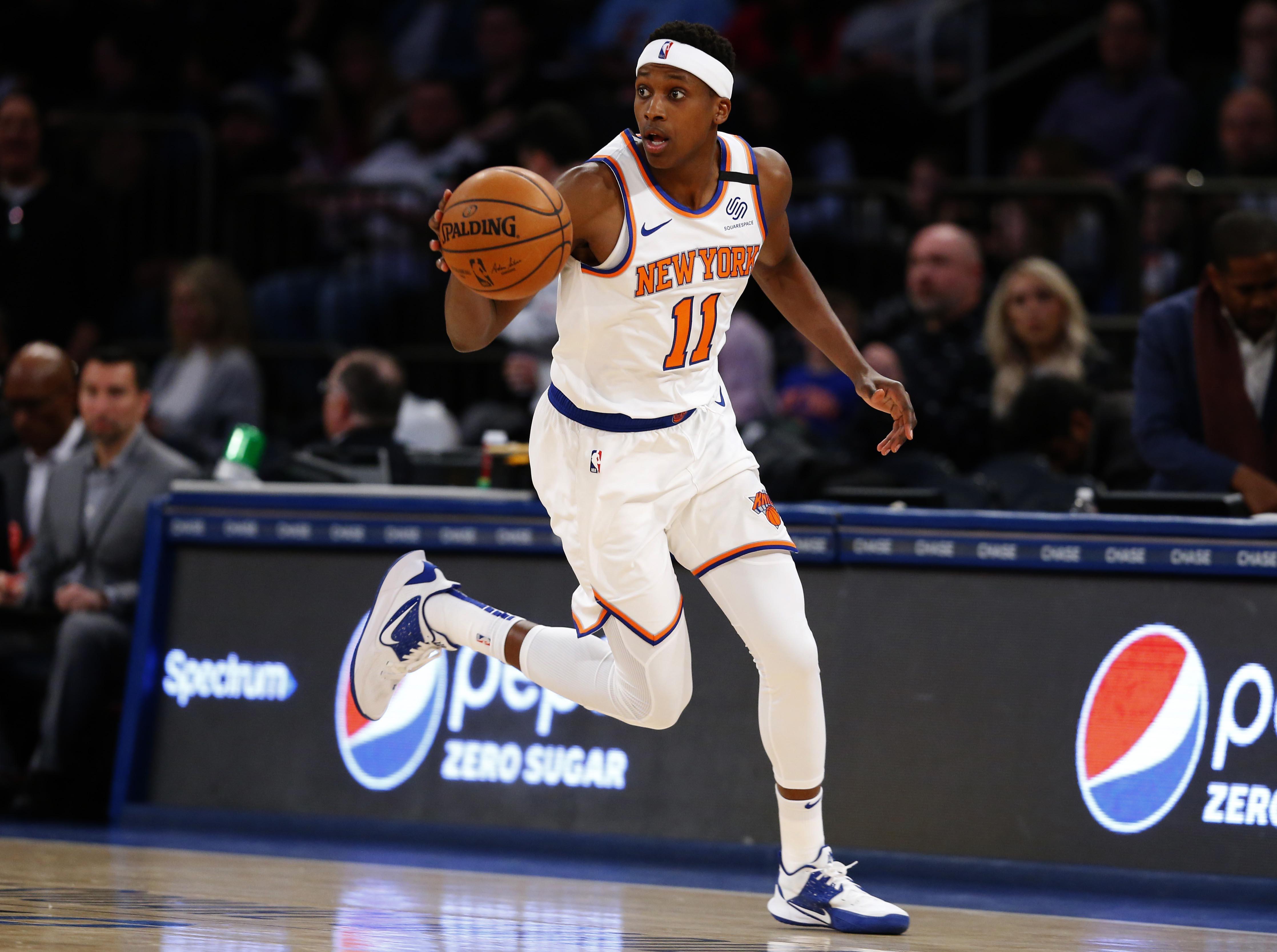 Knicks' Comeback Bid Falls Short Against Pacers