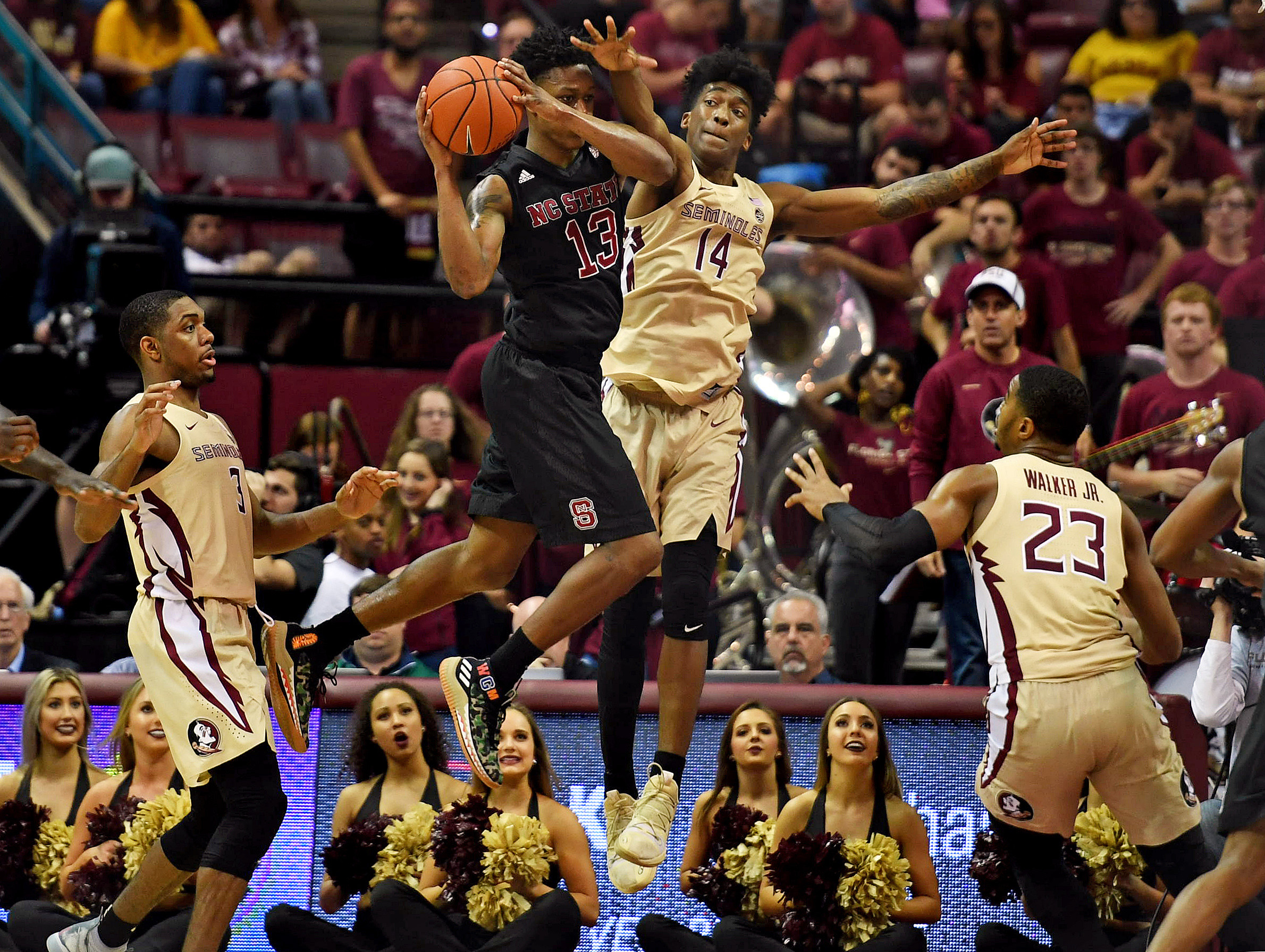 Wolfpack Tipoff: Game 27, Florida State