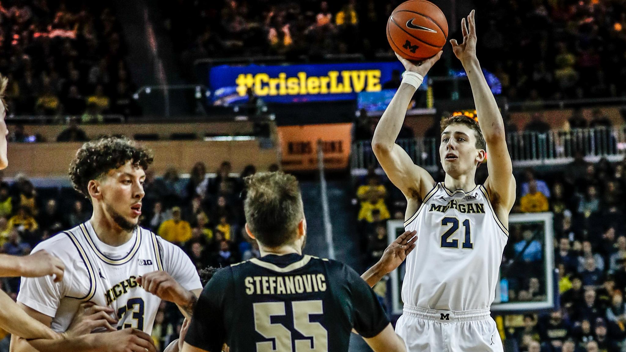 Staff Score Predictions: Michigan At Purdue
