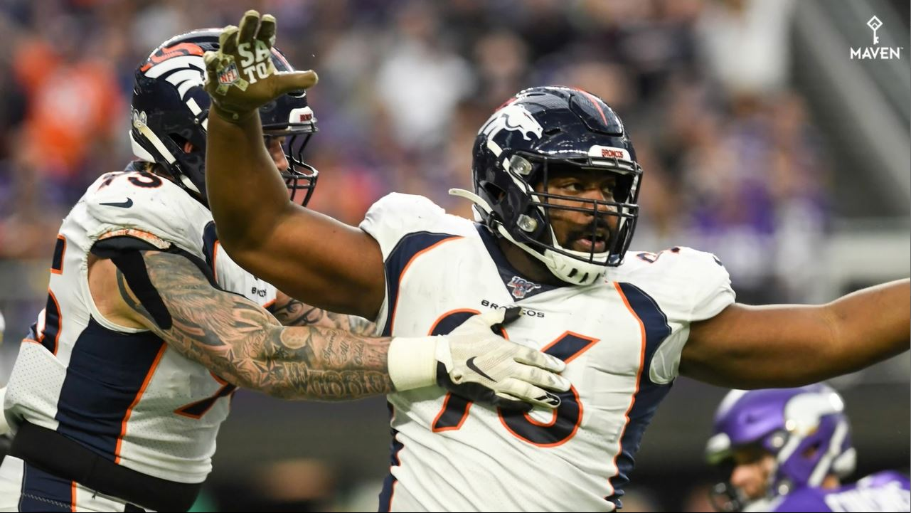 New Report Sheds Light on What Future Holds for Broncos' DL Derek Wolfe, Shelby Harris