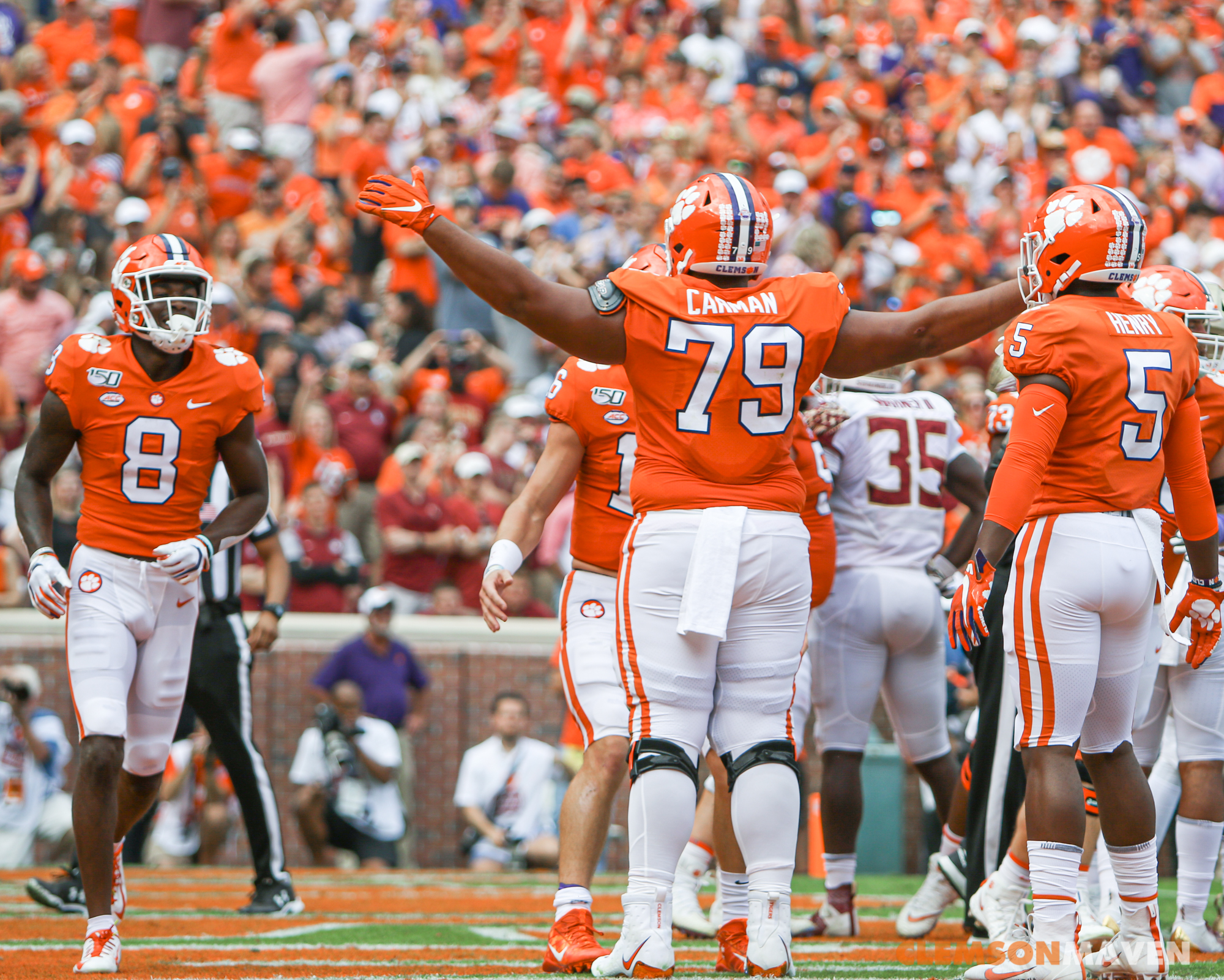 Clemson Hunting For Another Title In 2020