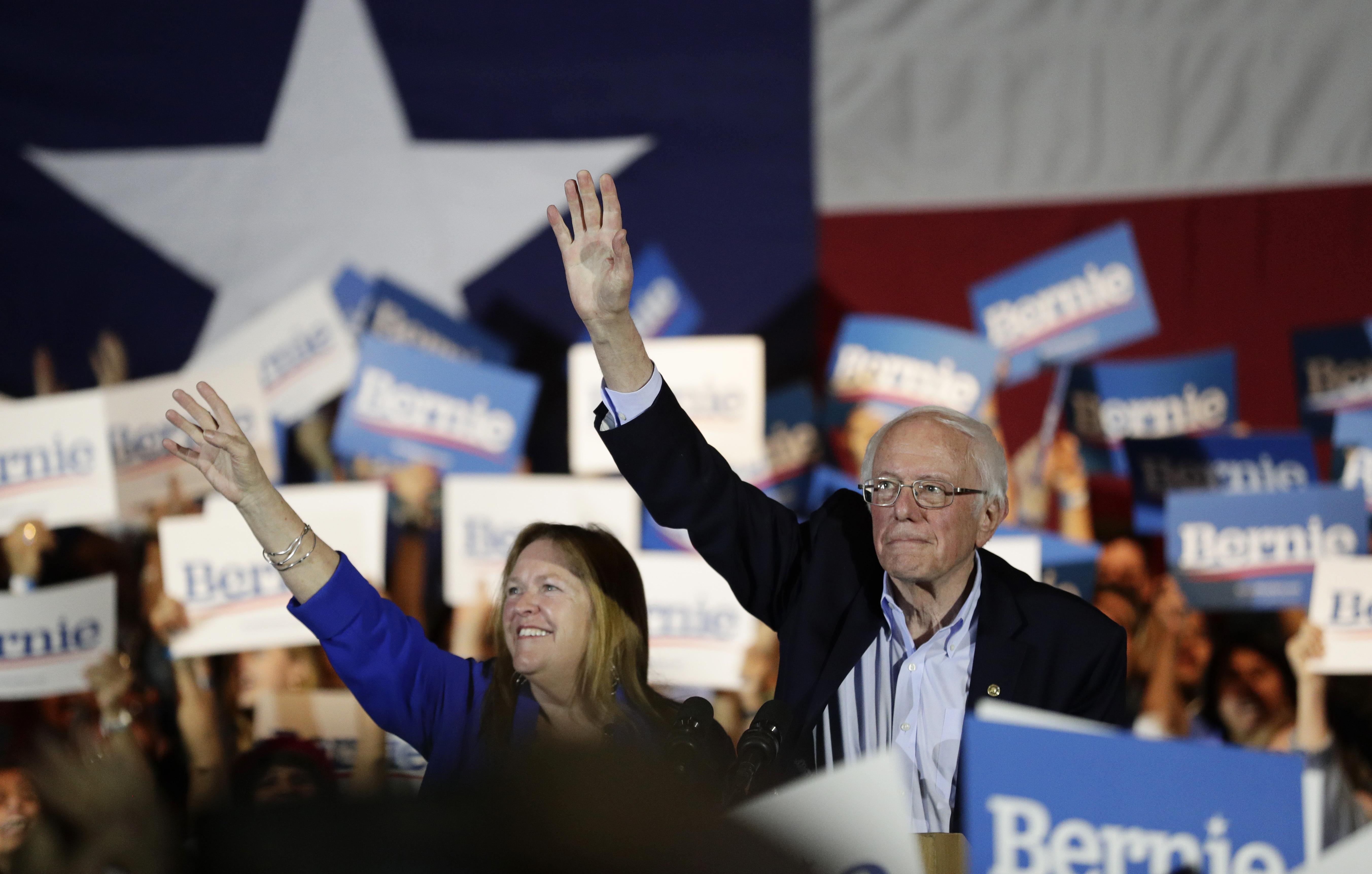 Too liberal? Bernie Sanders is cruising toward Democratic bid