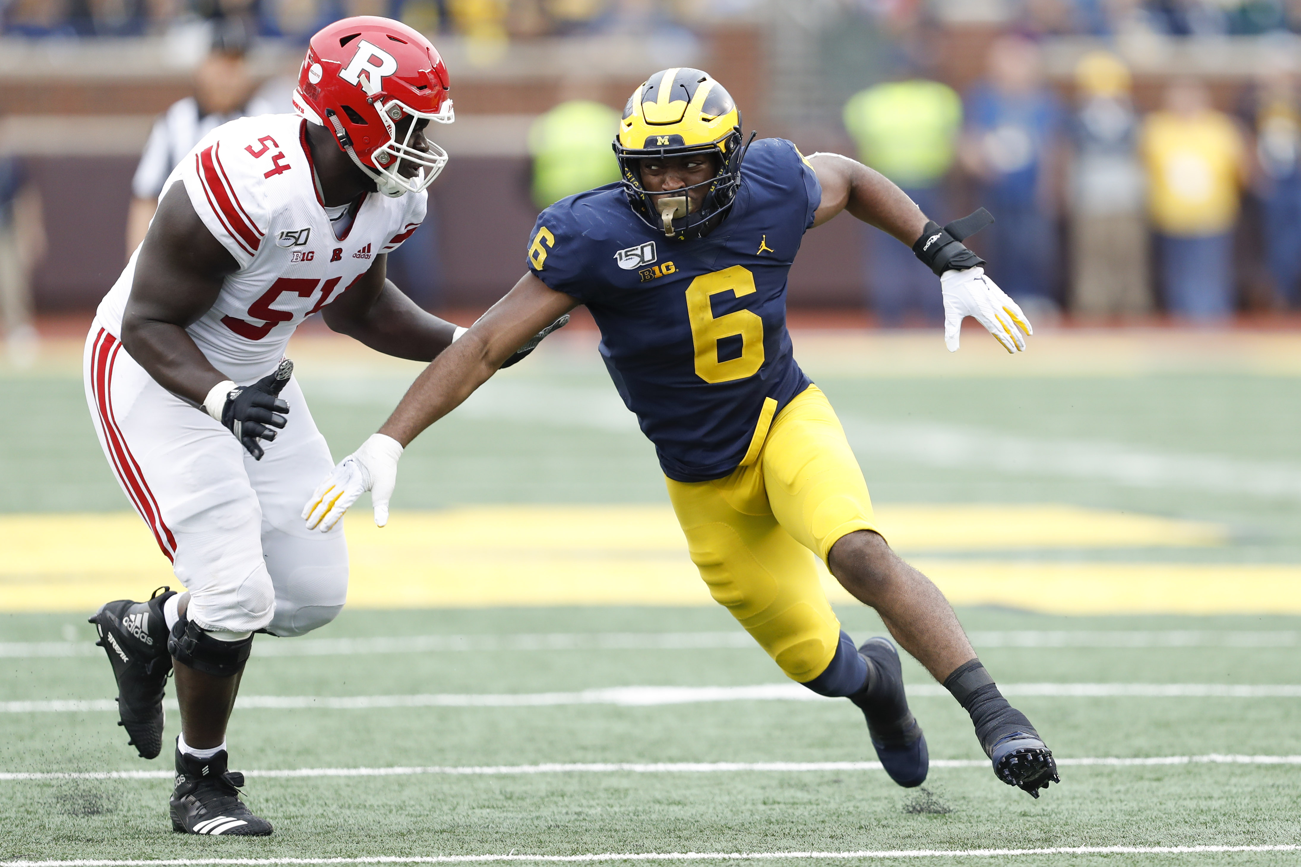 2020 NFL Scouting Combine: 5 Edge Rushers for the Jaguars to Focus on in Indianapolis