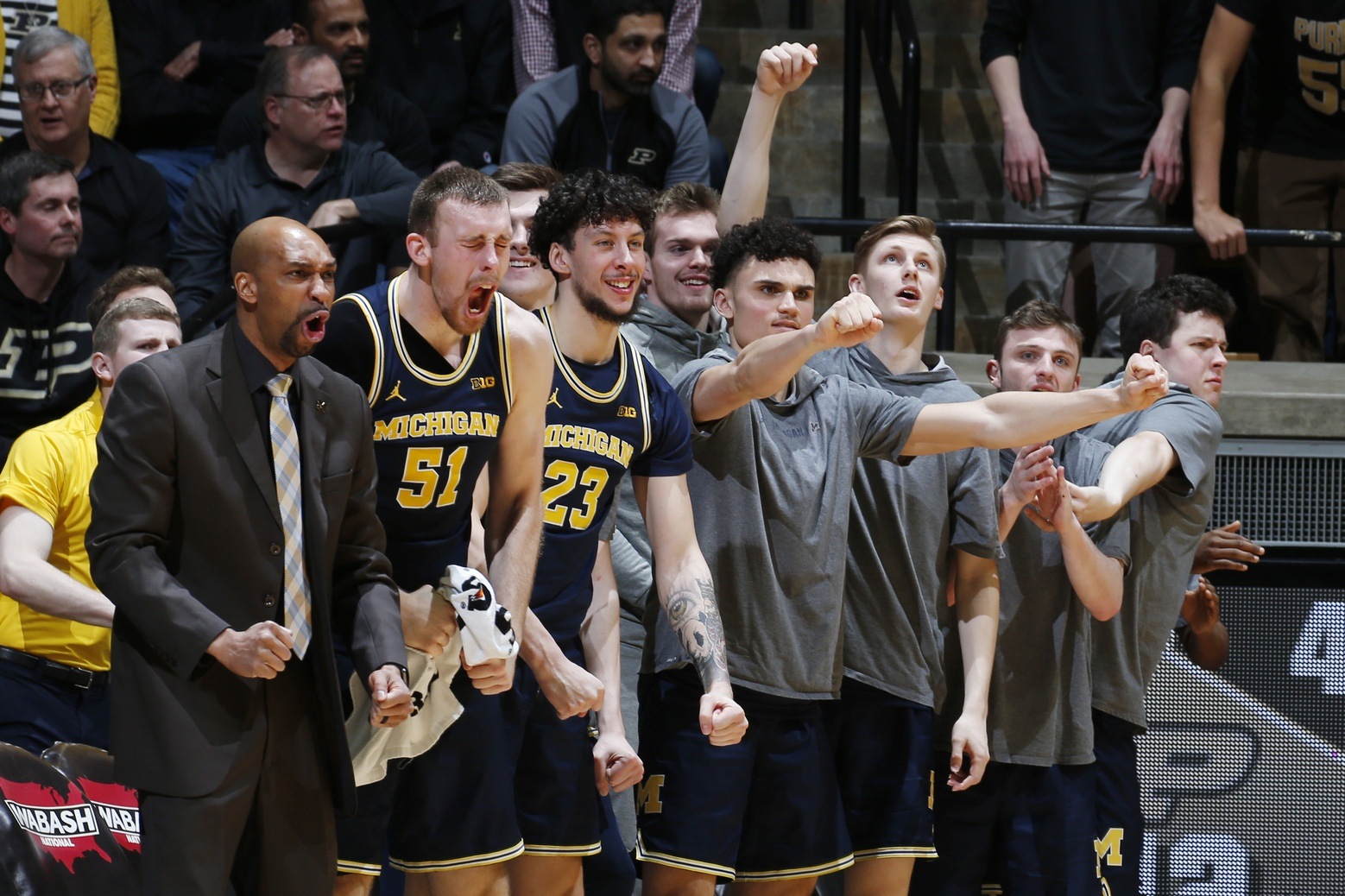 Thoughts On Michigan Basketball's Second-Half Surge
