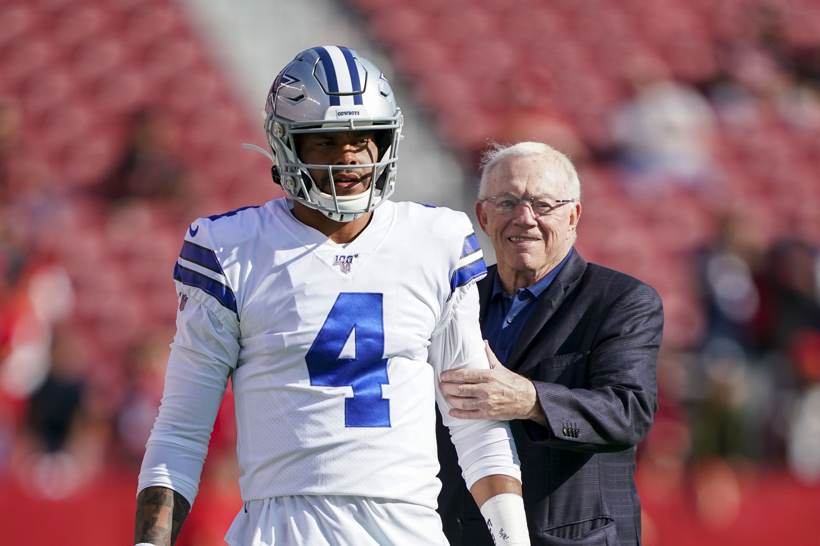 History Repeats: Jerry Votes 'For The NFL' But 'Against His Own Cowboys