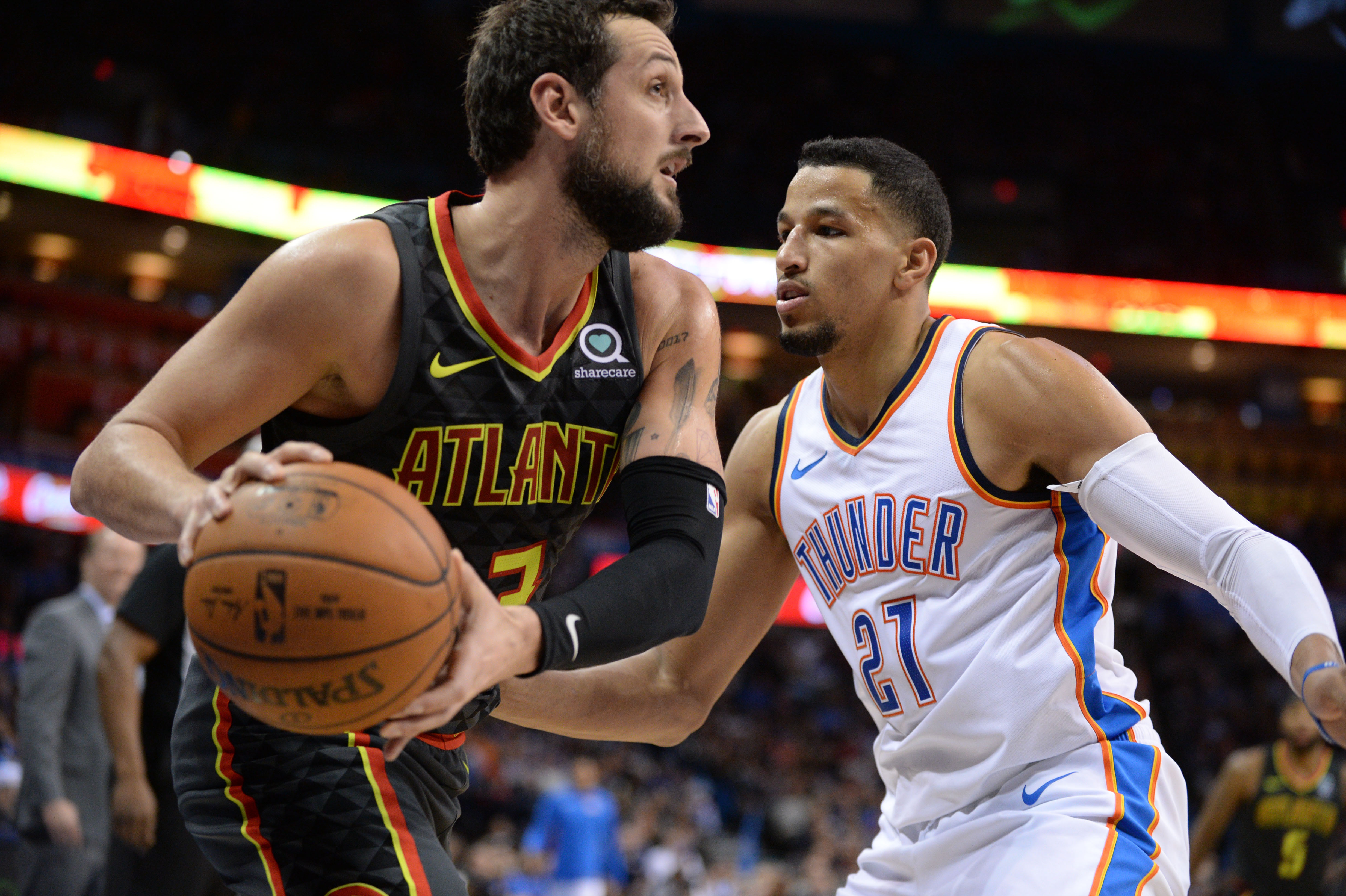 Andre Roberson is Back in Oklahoma City