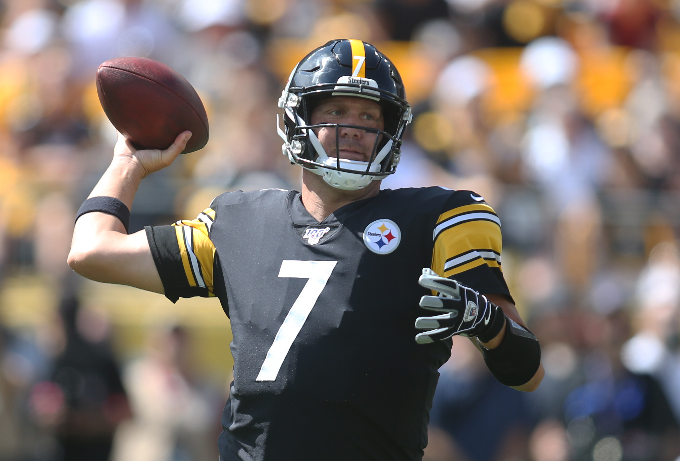 Report: Ben Roethlisberger Expected to be Cleared in 2.5-3 Months