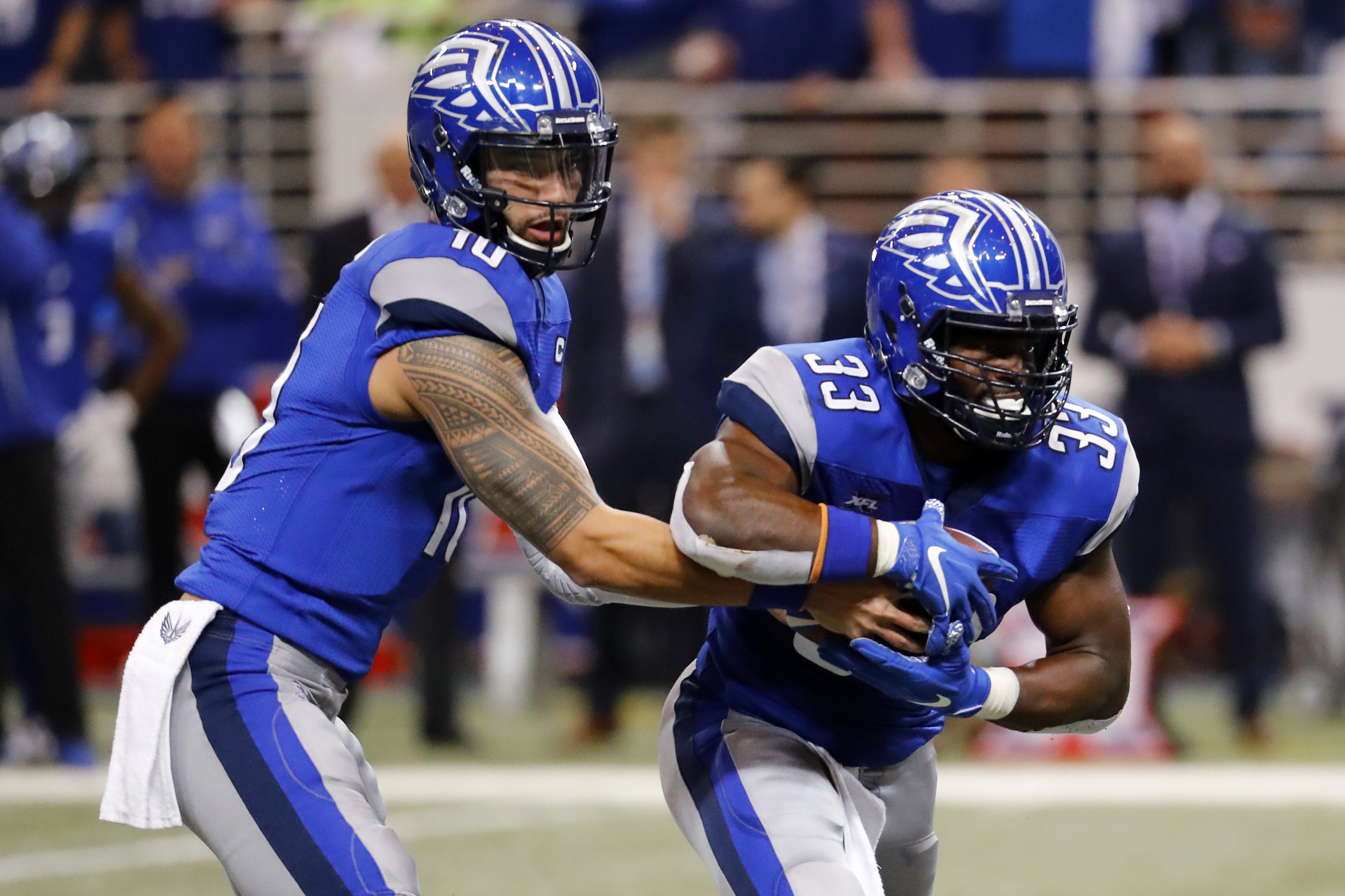 Aggies In The XFL: Michael Makes St.Louis History With First TD Back In Dome