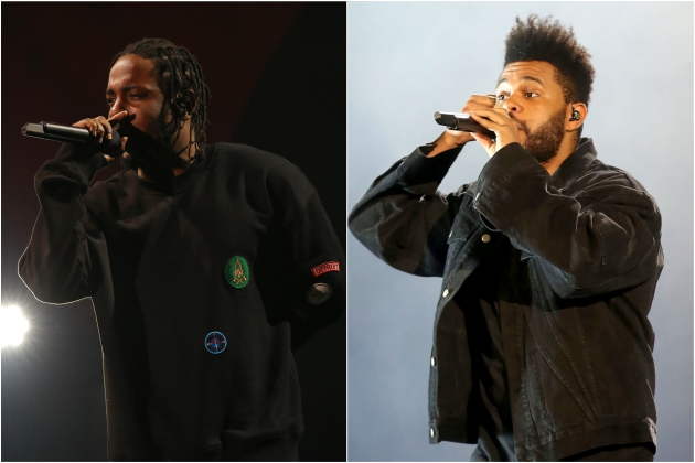 """Kendrick Lamar & The Weeknd Hit With A Lawsuit Over 'Black Panther' Song """"Pray For Me"""""""