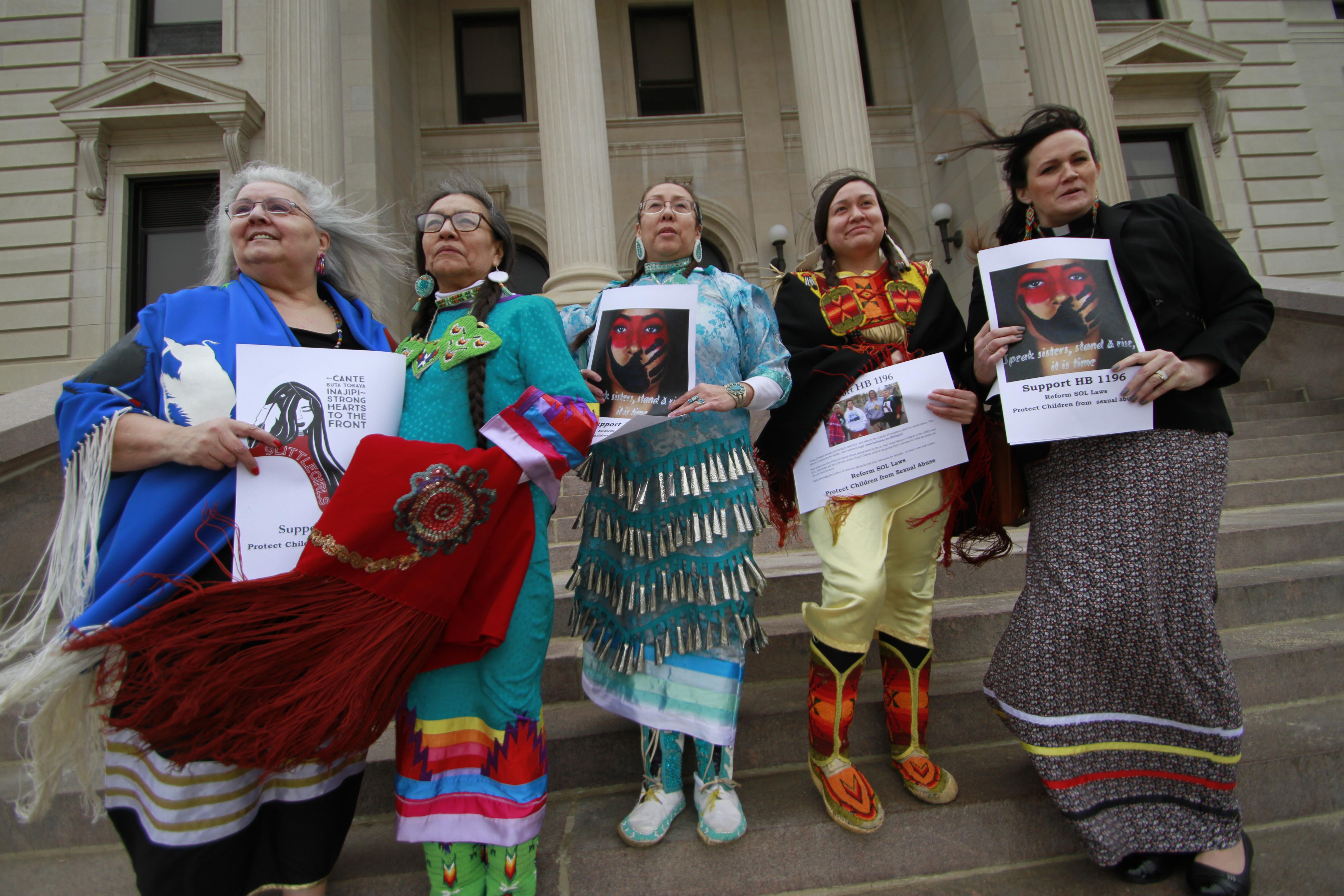 South Dakota kills bill from survivors of Catholic school abuse